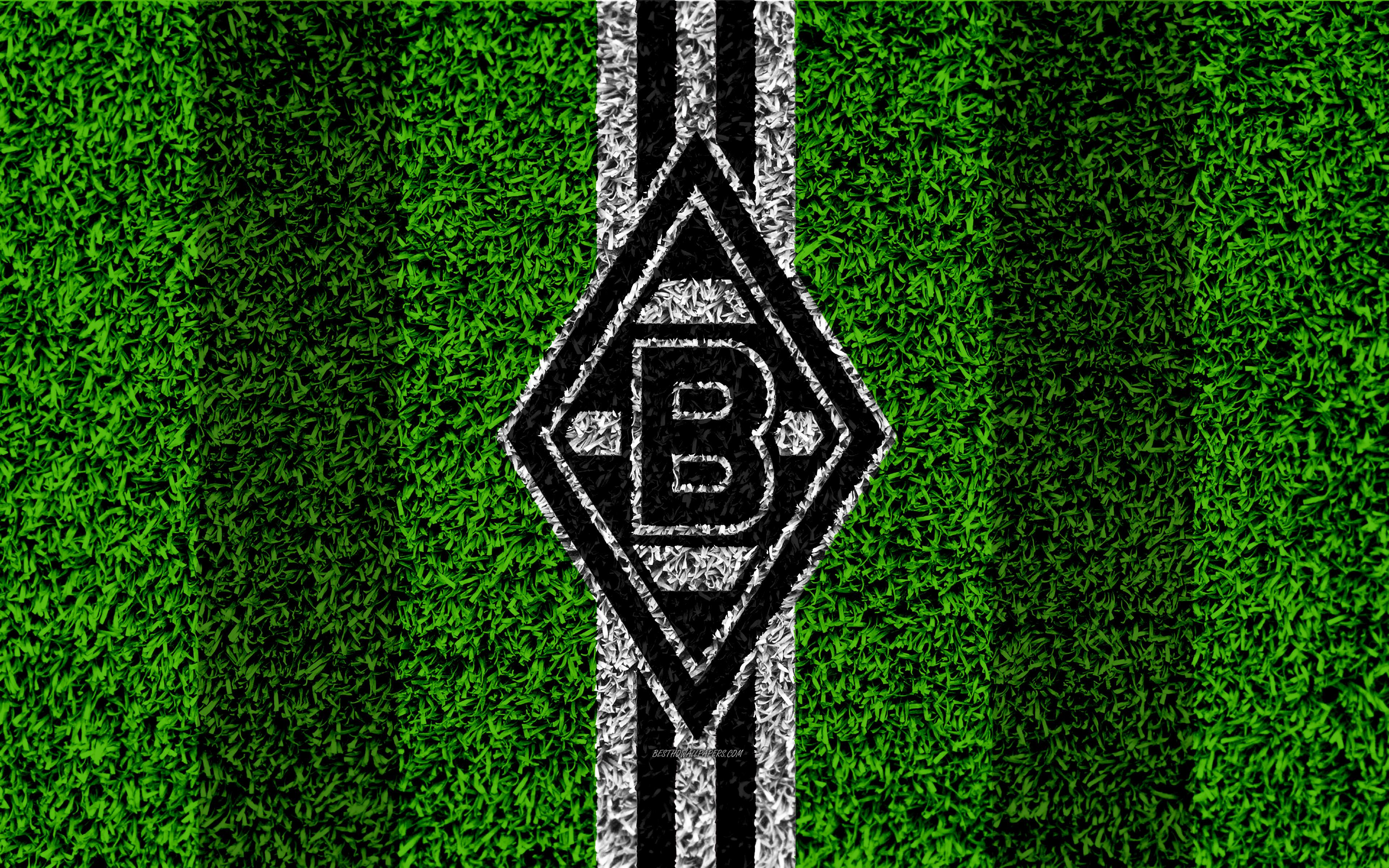 Download wallpapers Borussia Monchengladbach, 4k, German football ...