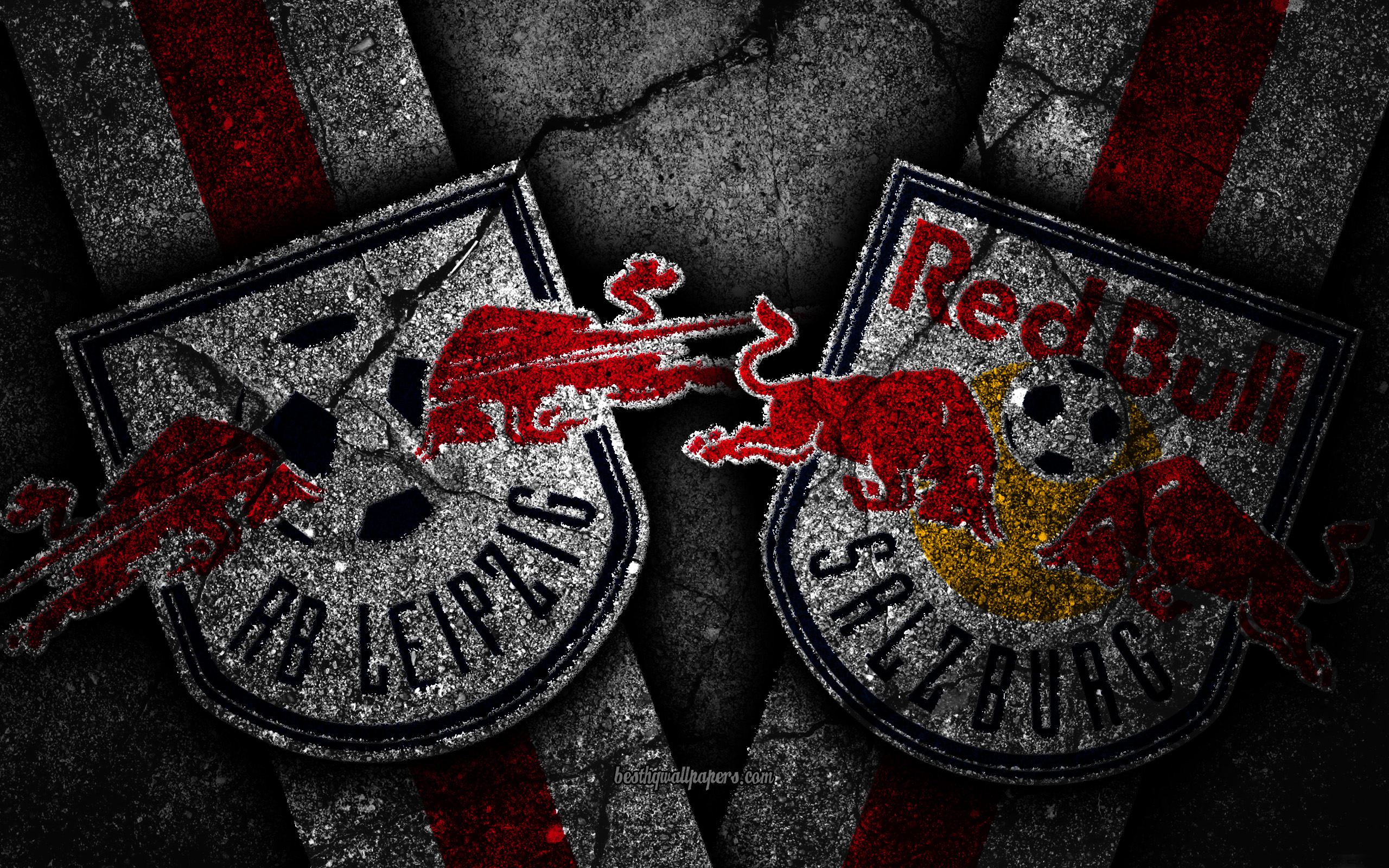 Download wallpapers RB Leipzig vs Red Bull Salzburg, UEFA Europa