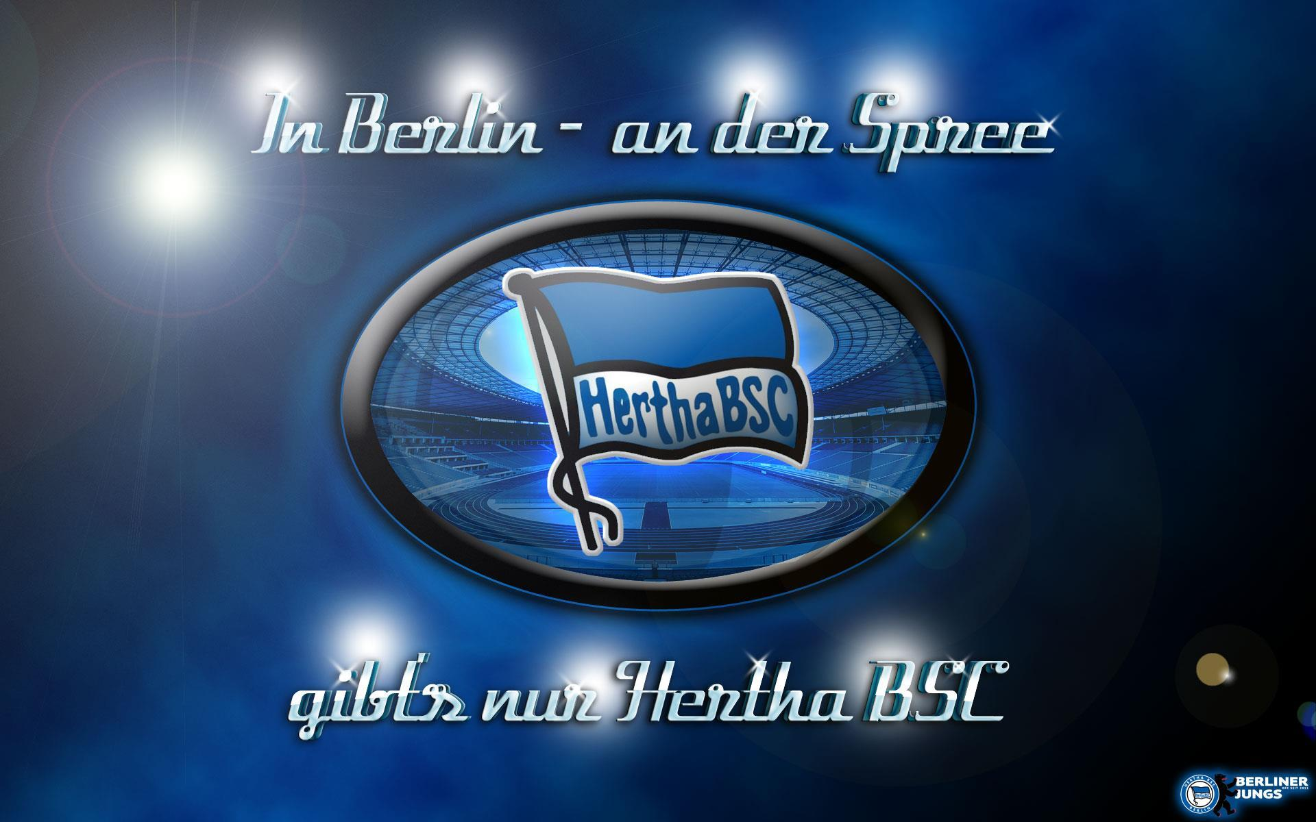 High Quality Hertha Bsc Wallpapers