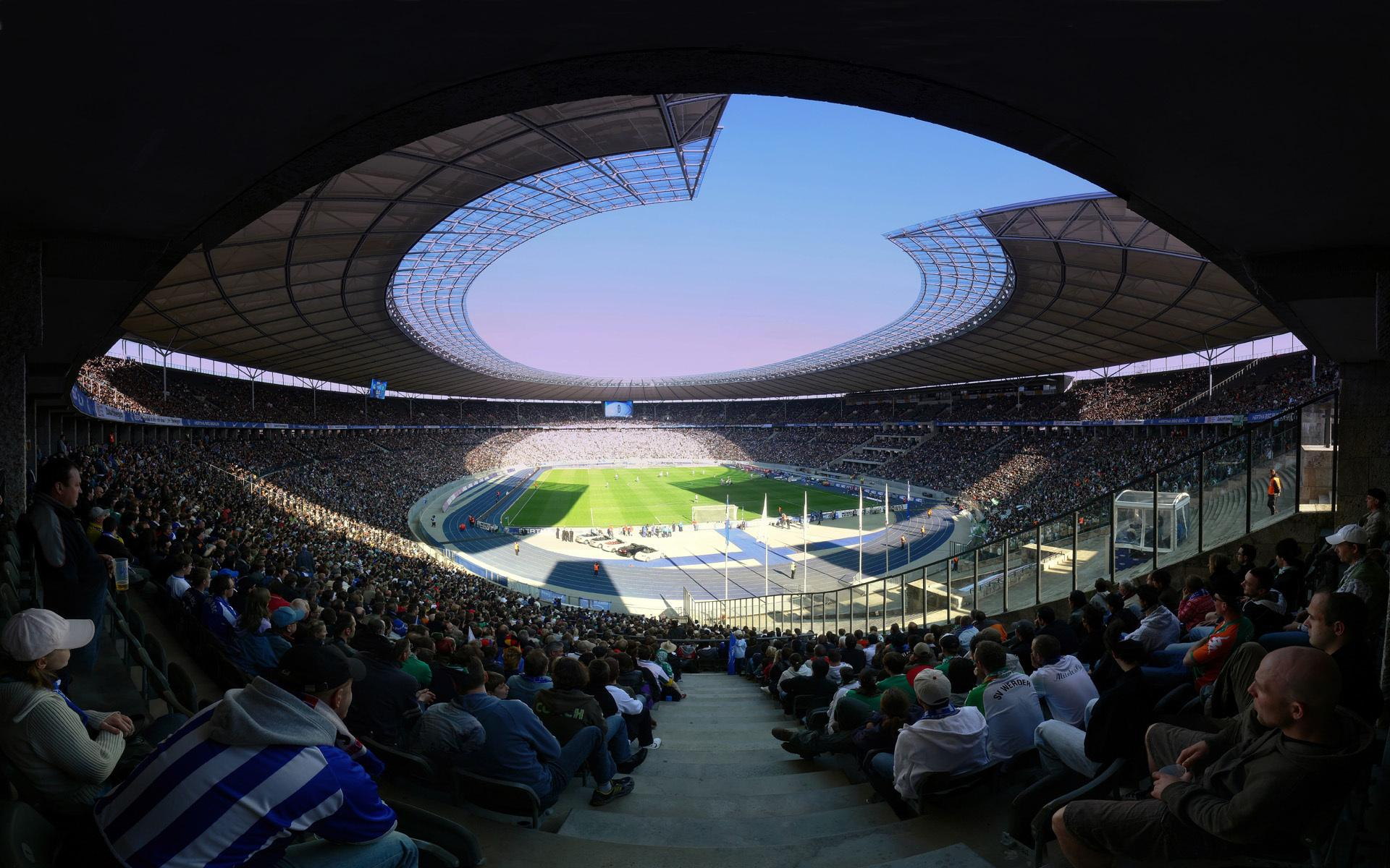 Hertha BSC Berlin Stadium Wallpapers