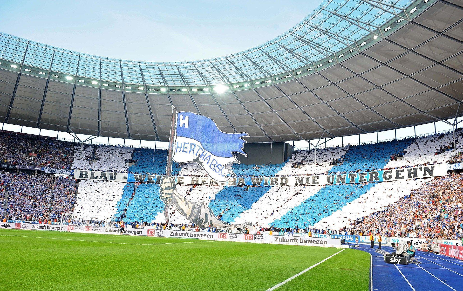 hertha berlin wallpapers