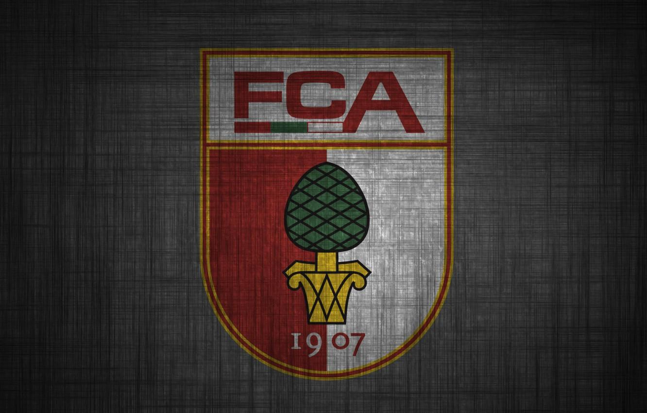 Wallpapers wallpaper, sport, logo, football, FC Augsburg image for