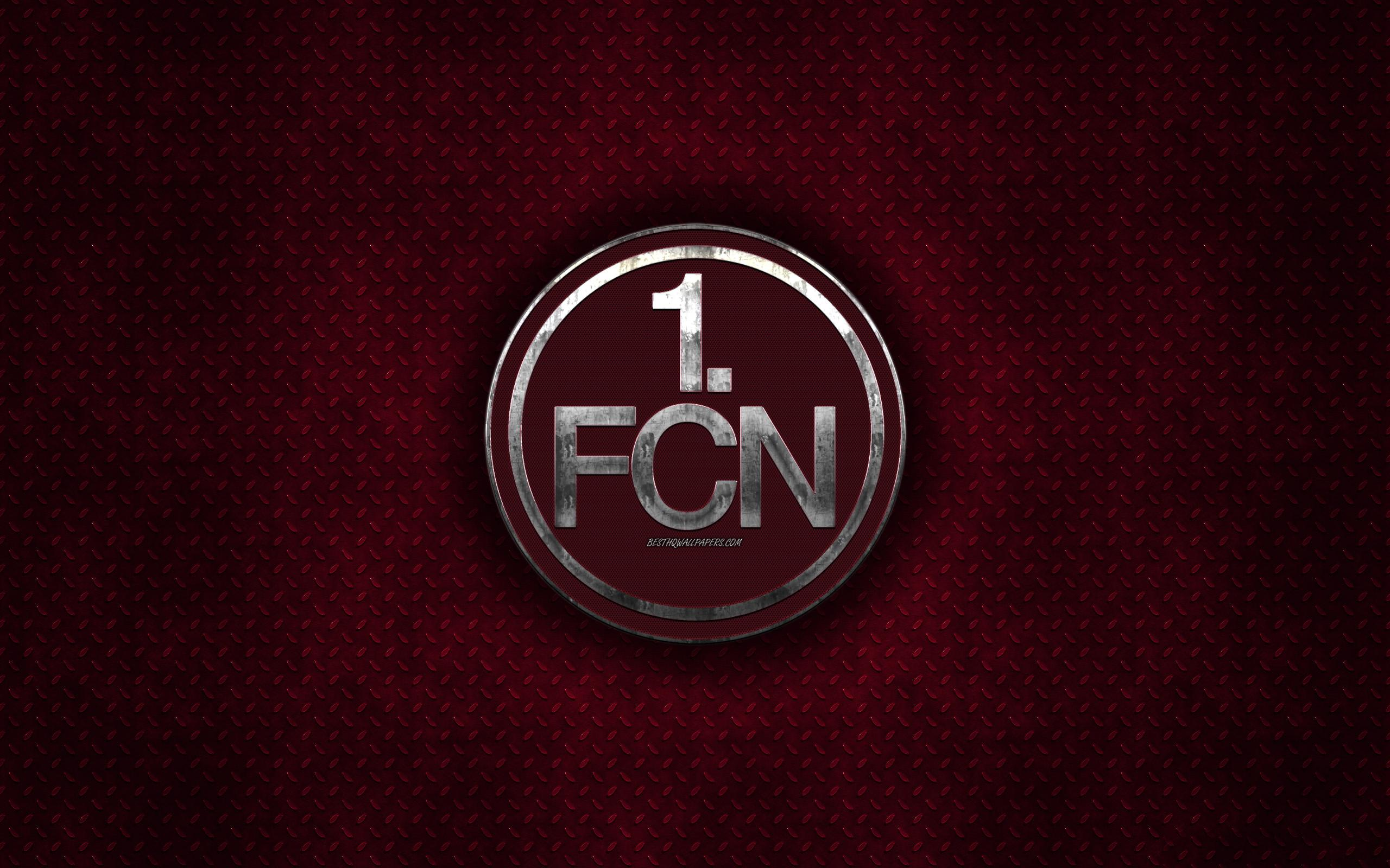 Download wallpapers FC Nurnberg, German football club, burgundy ...