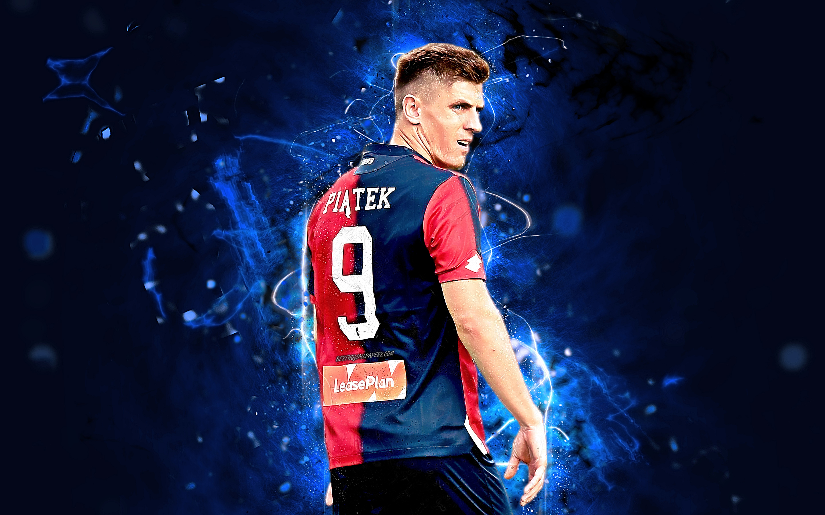 Krzysztof Piątek, Polish, Genoa C.F.C., Soccer wallpapers and backgrounds