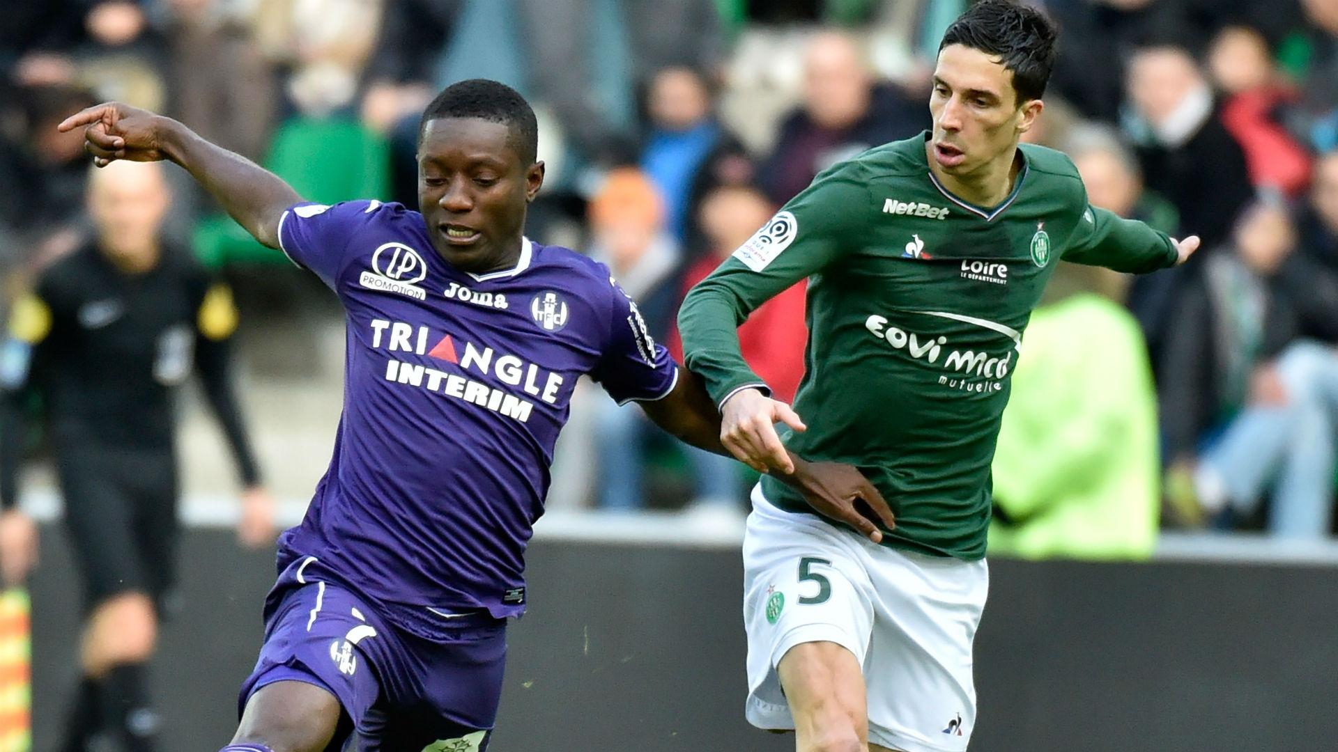 Saint-Etienne, Rennes show interests in Bournemouth's Max Gradel ...