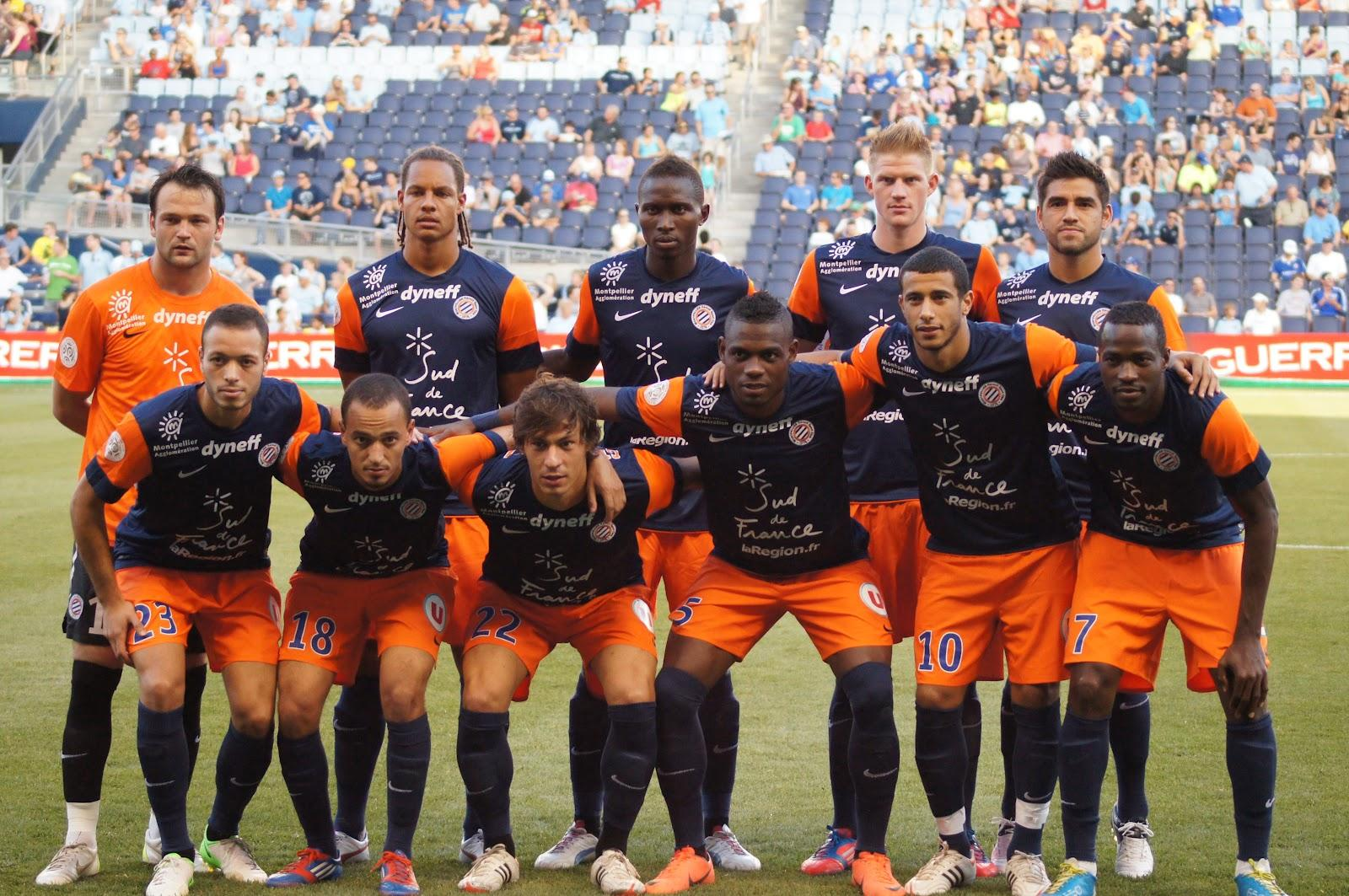 Image Gallery Montpellier Hsc