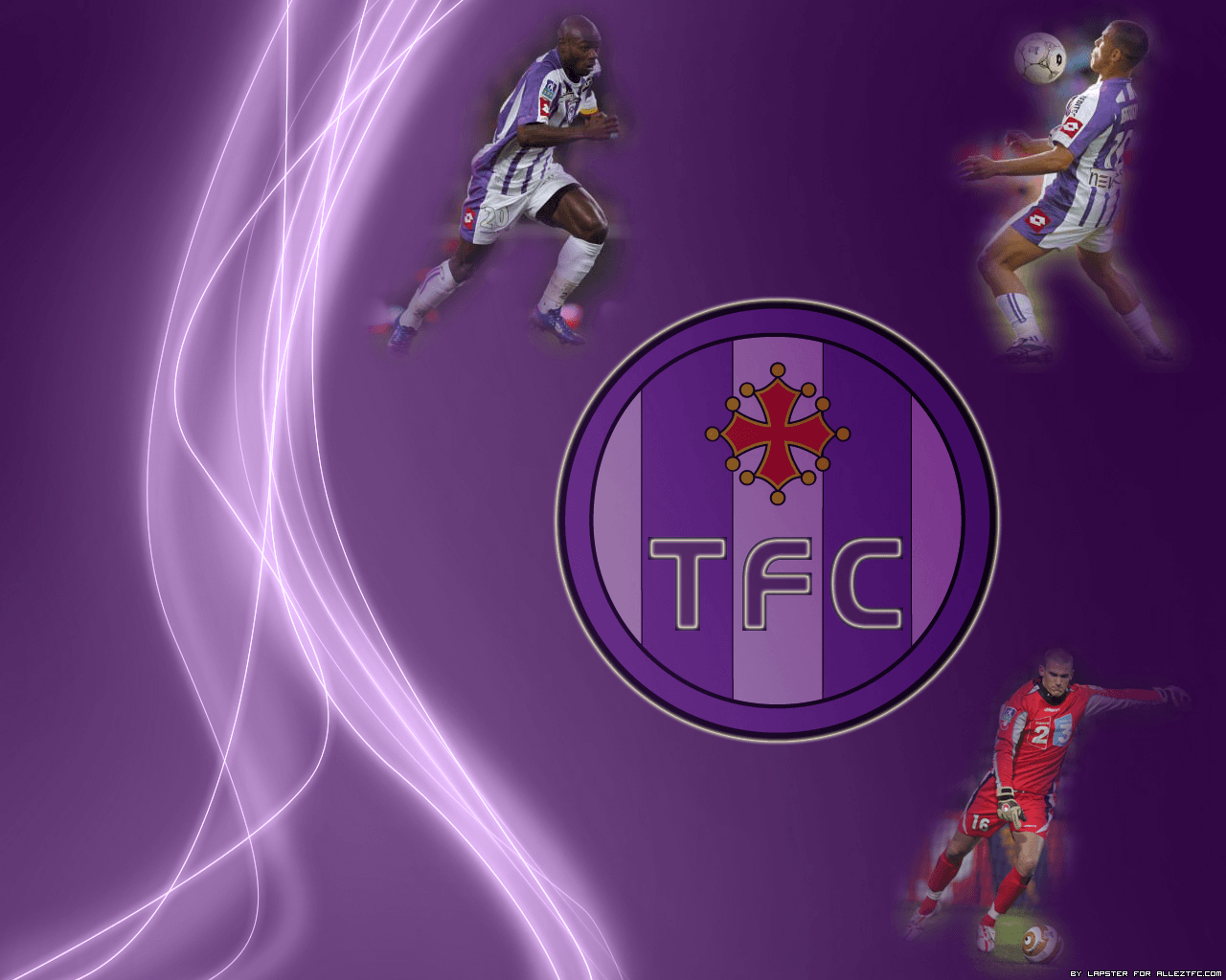 Toulouse Football CLub Logo Wallpaper #8654 - Ongur
