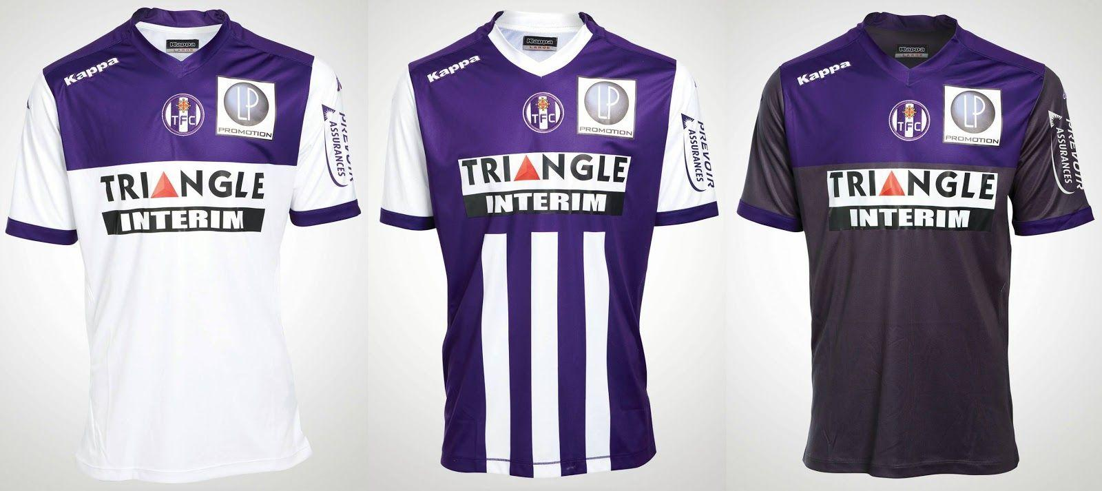 Kappa Toulouse FC 14-15 Kits Released - Footy Headlines | L1 ...