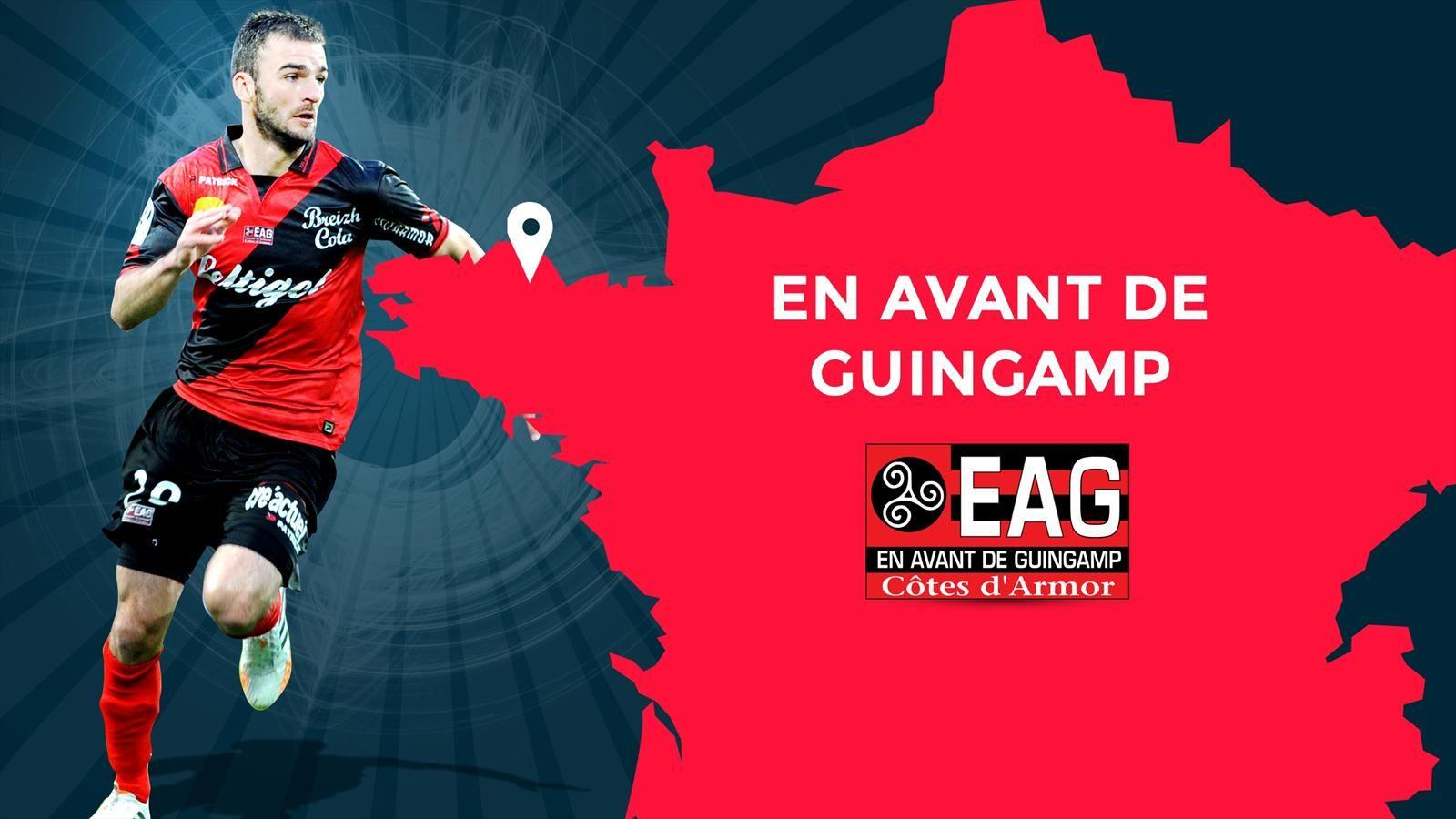 En Avant de Guingamp Wallpapers 1