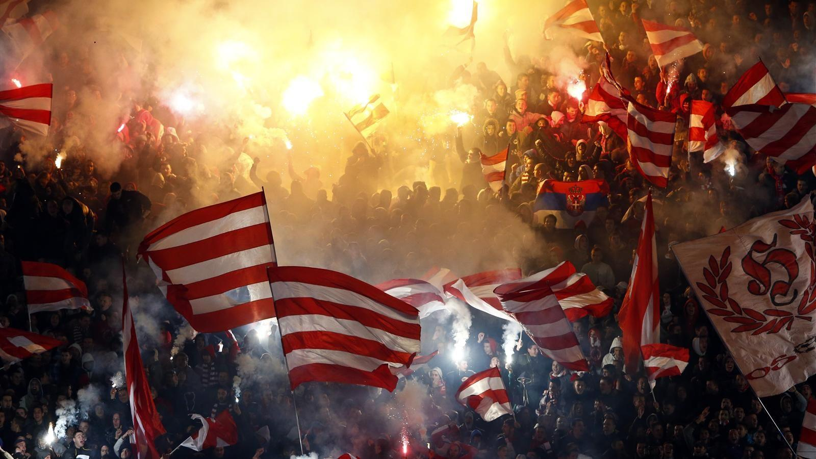 UEFA bans Red Star Belgrade from Champions League - Champions League ...