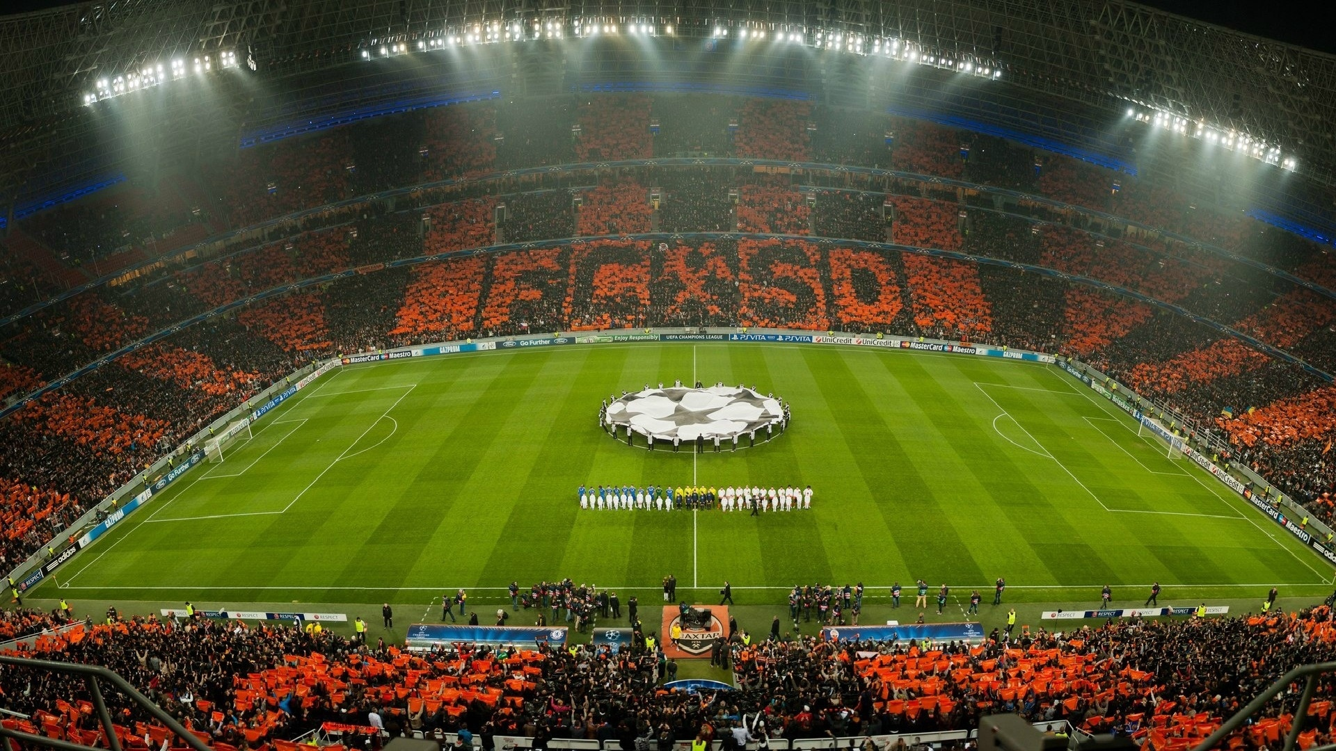 FC Shakhtar Donetsk Background 7