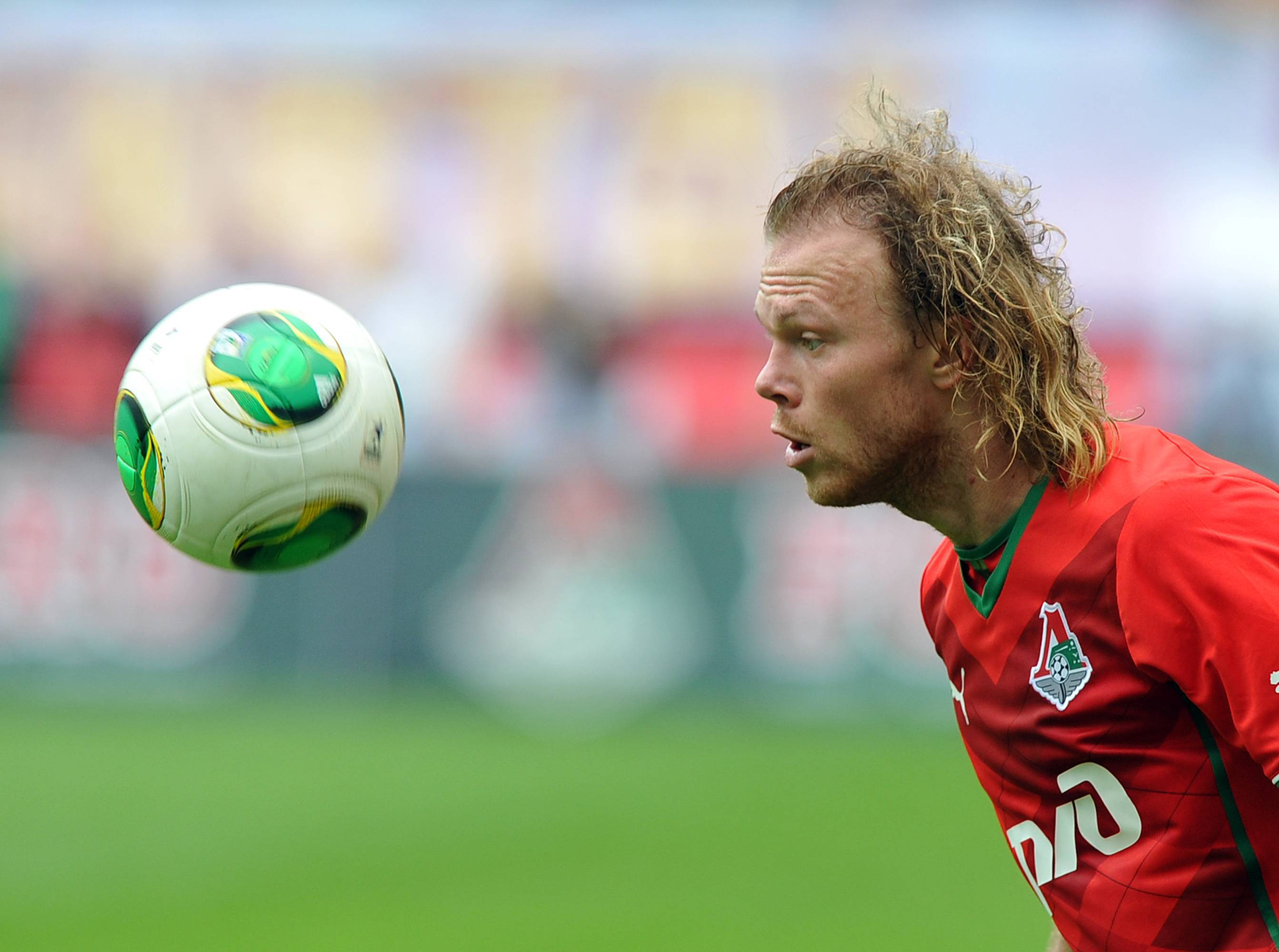 Lokomotiv Moscow Vitaliy Denisov wallpapers and images - wallpapers ...