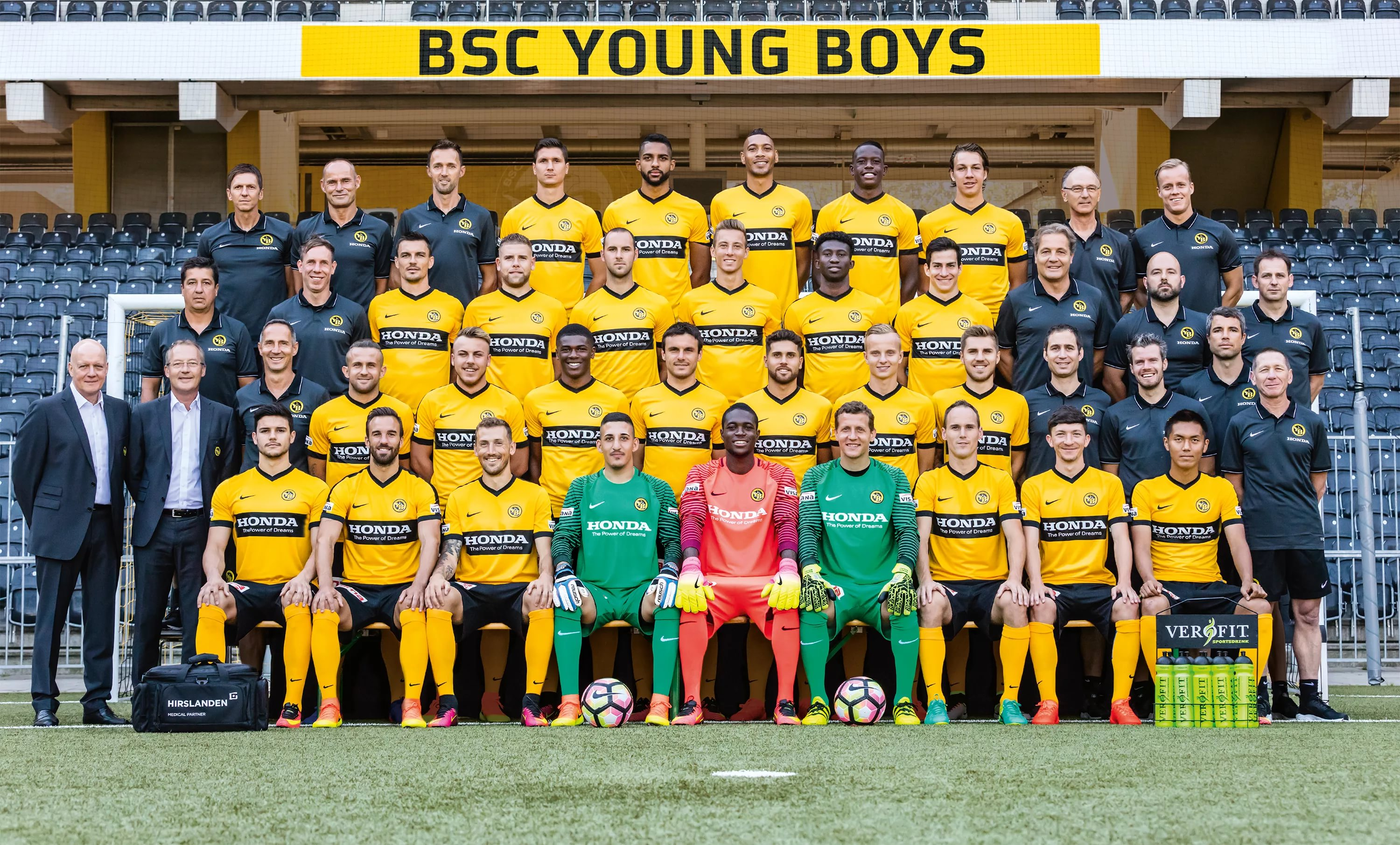BSC Young Boys Teams Background 5