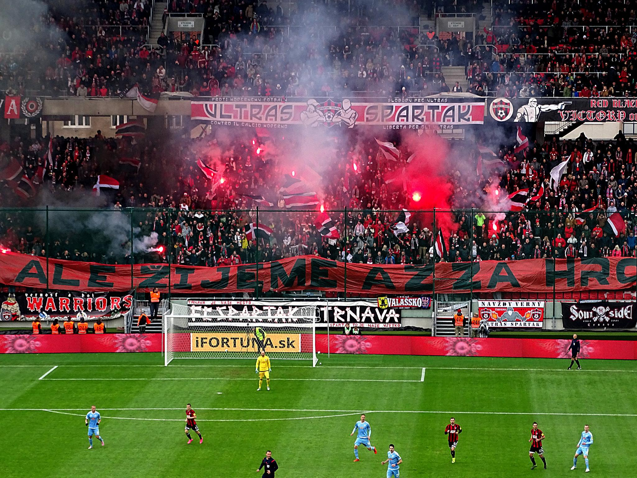 The World's newest photos of spartak and trnava