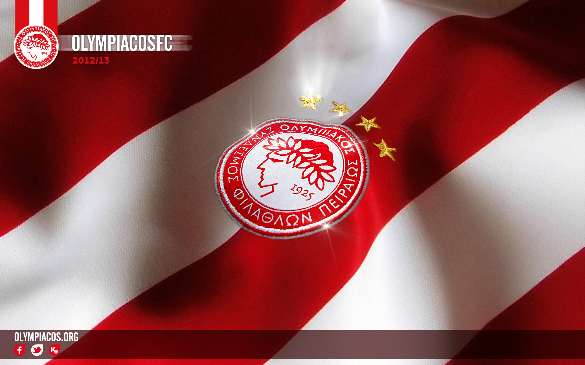 Olympiacos F.C. Wallpaper 4 - 1920 X 1200 | stmed.net
