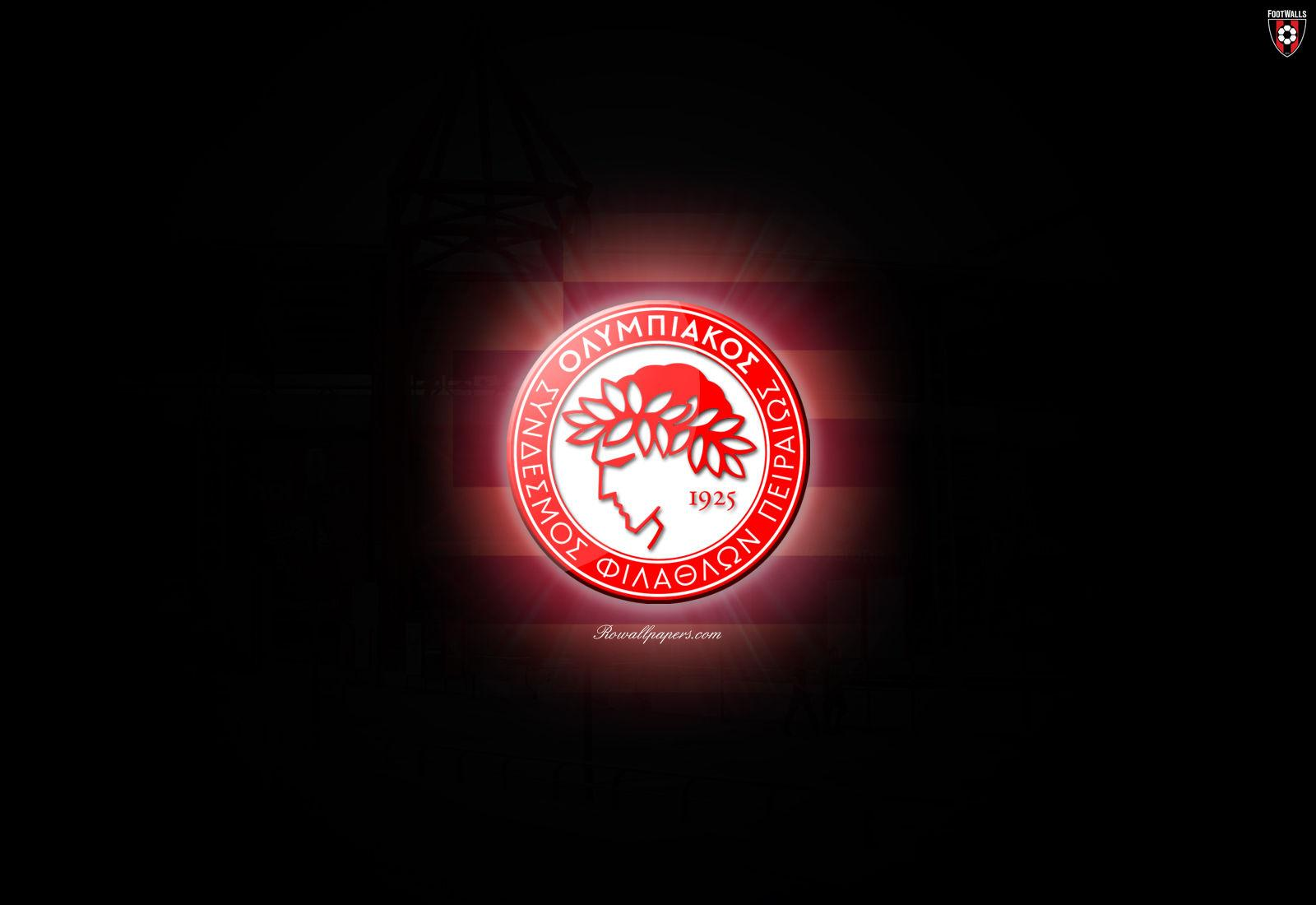 Olympiacos F.C. Wallpaper 9 - 1600 X 1100 | stmed.net