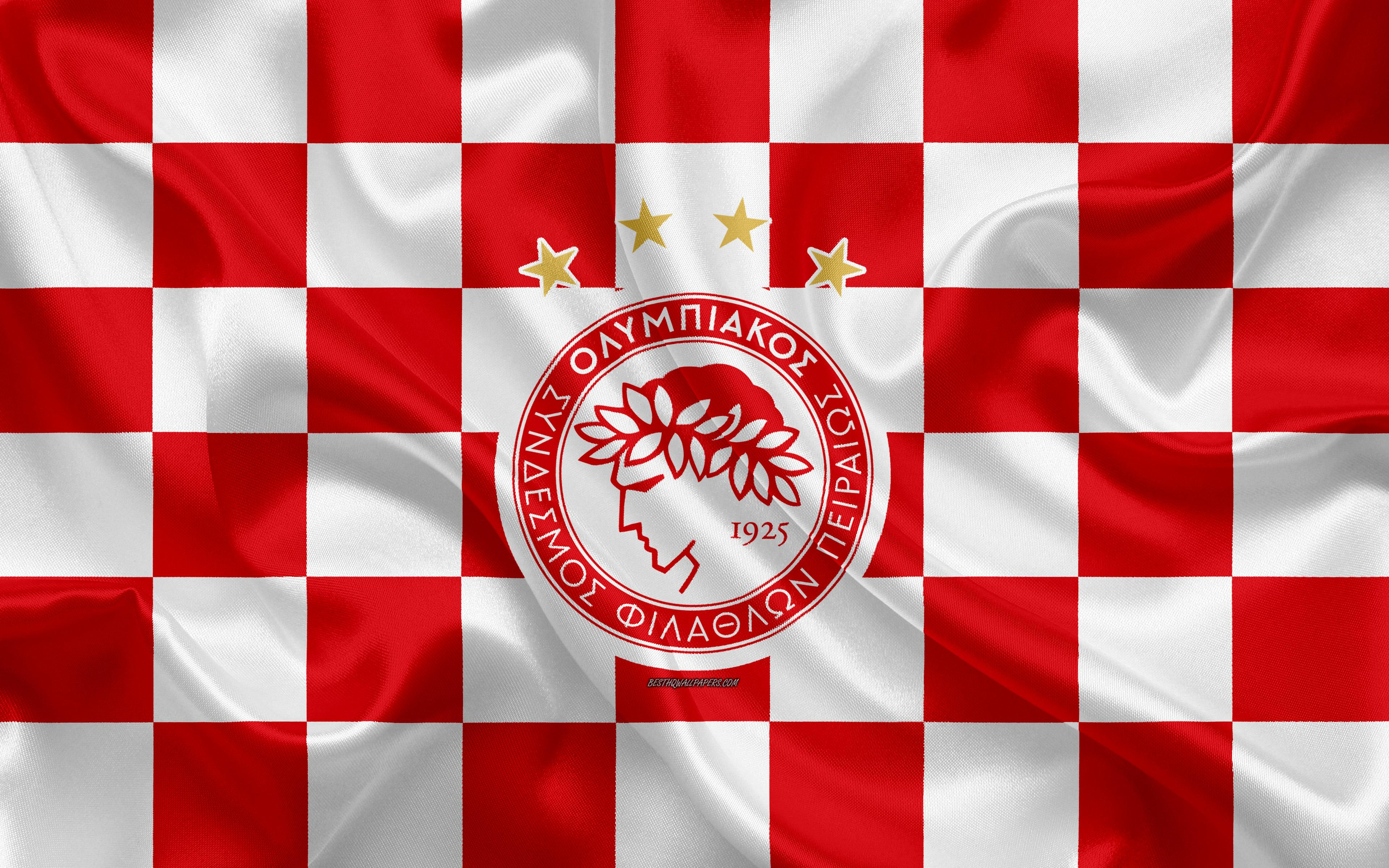 Olympiacos F.C. 4k Ultra HD Wallpaper | Background Image | 3840x2400 ...