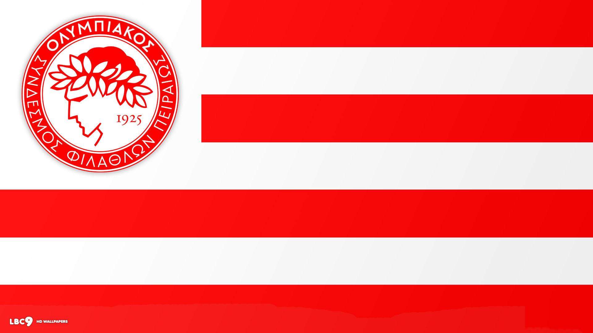 Olympiacos F.C. Wallpaper 12 - 1920 X 1080 | stmed.net
