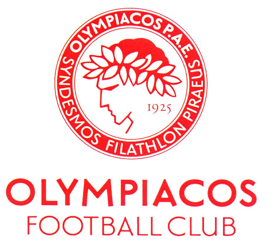 Olympiacos FC Logo -Logo Brands For Free HD 3D