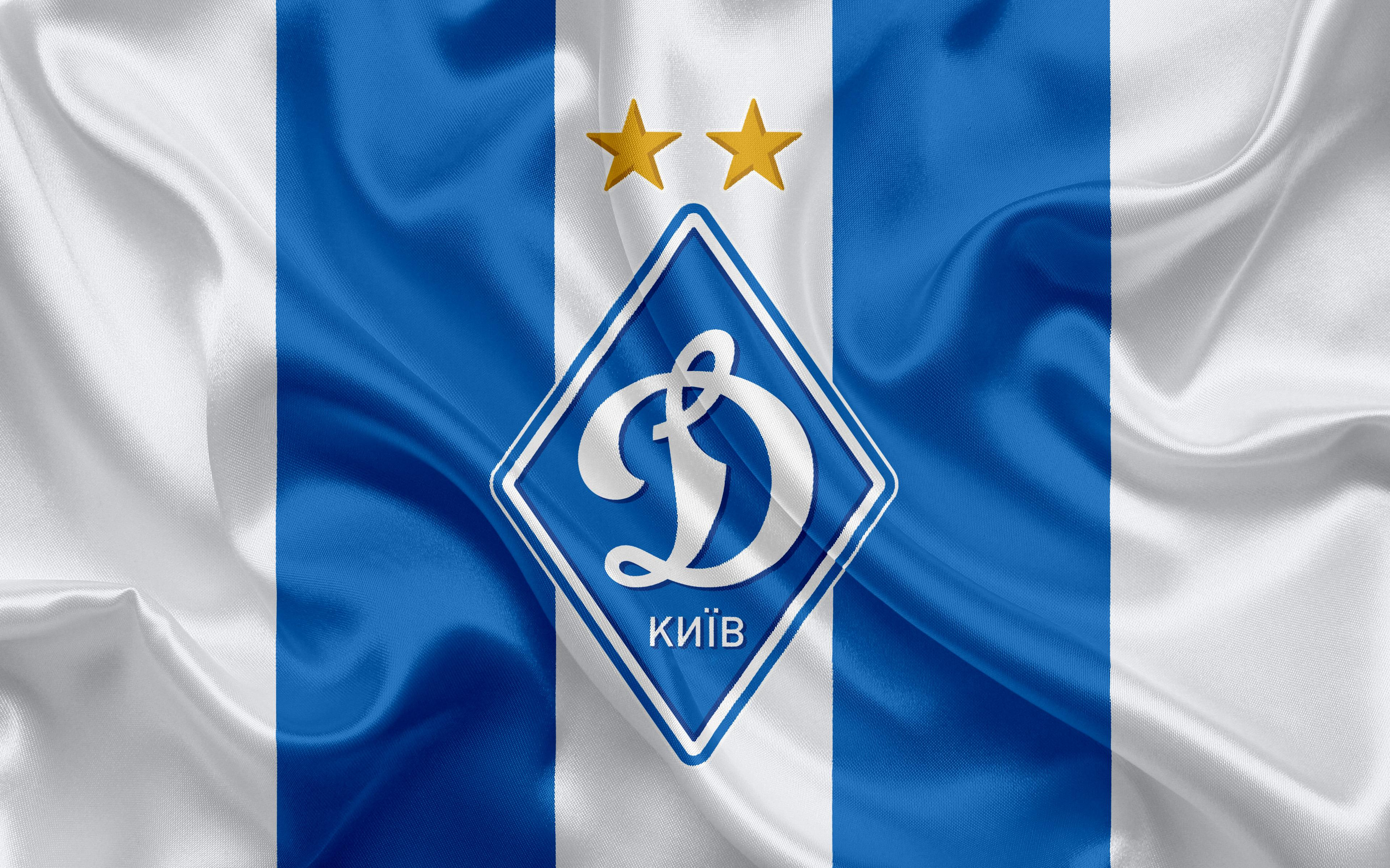 FC Dynamo Kyiv, Emblem, Logo, Soccer wallpapers and backgrounds