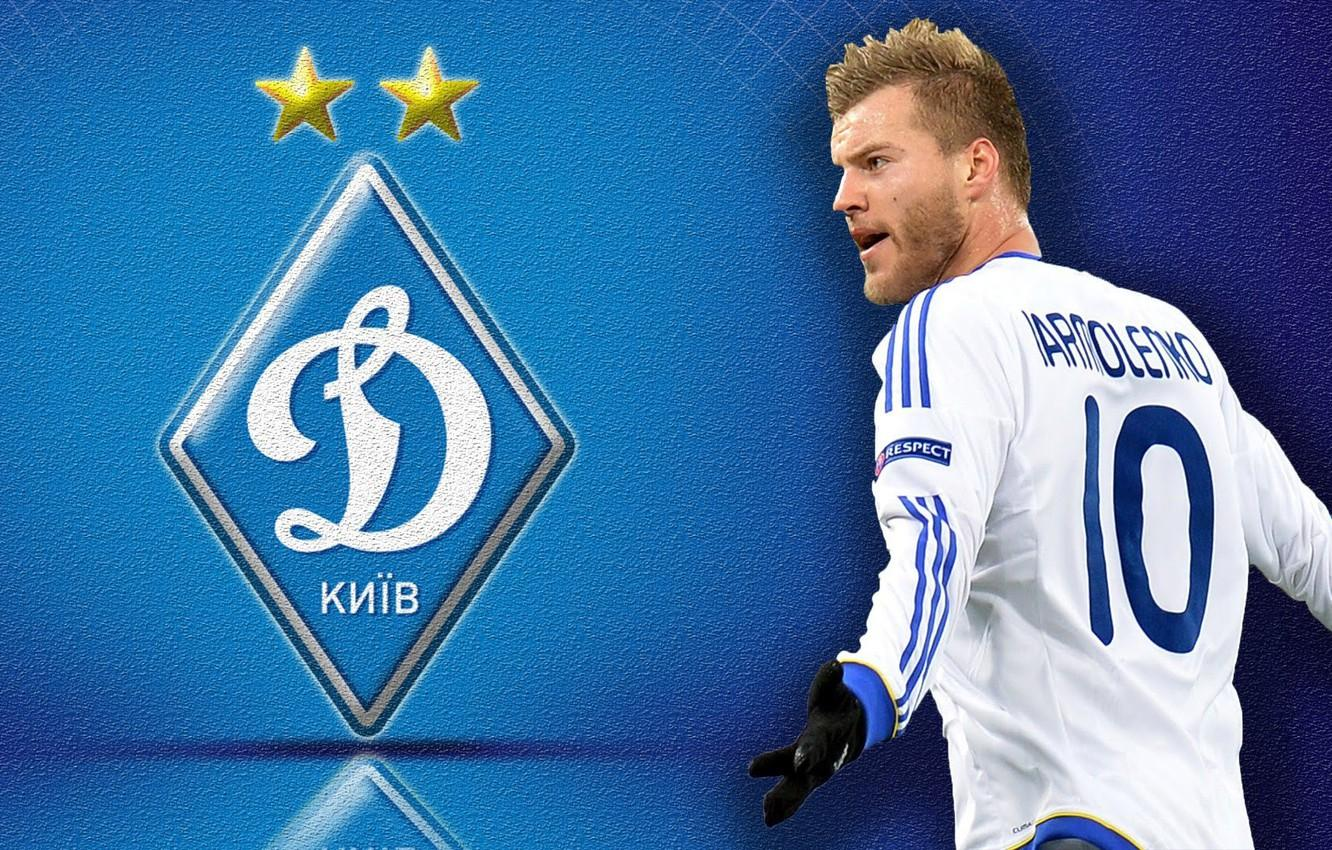 Wallpapers wallpaper, football, Ukraine, Andriy Yarmolenko, FC Dynamo
