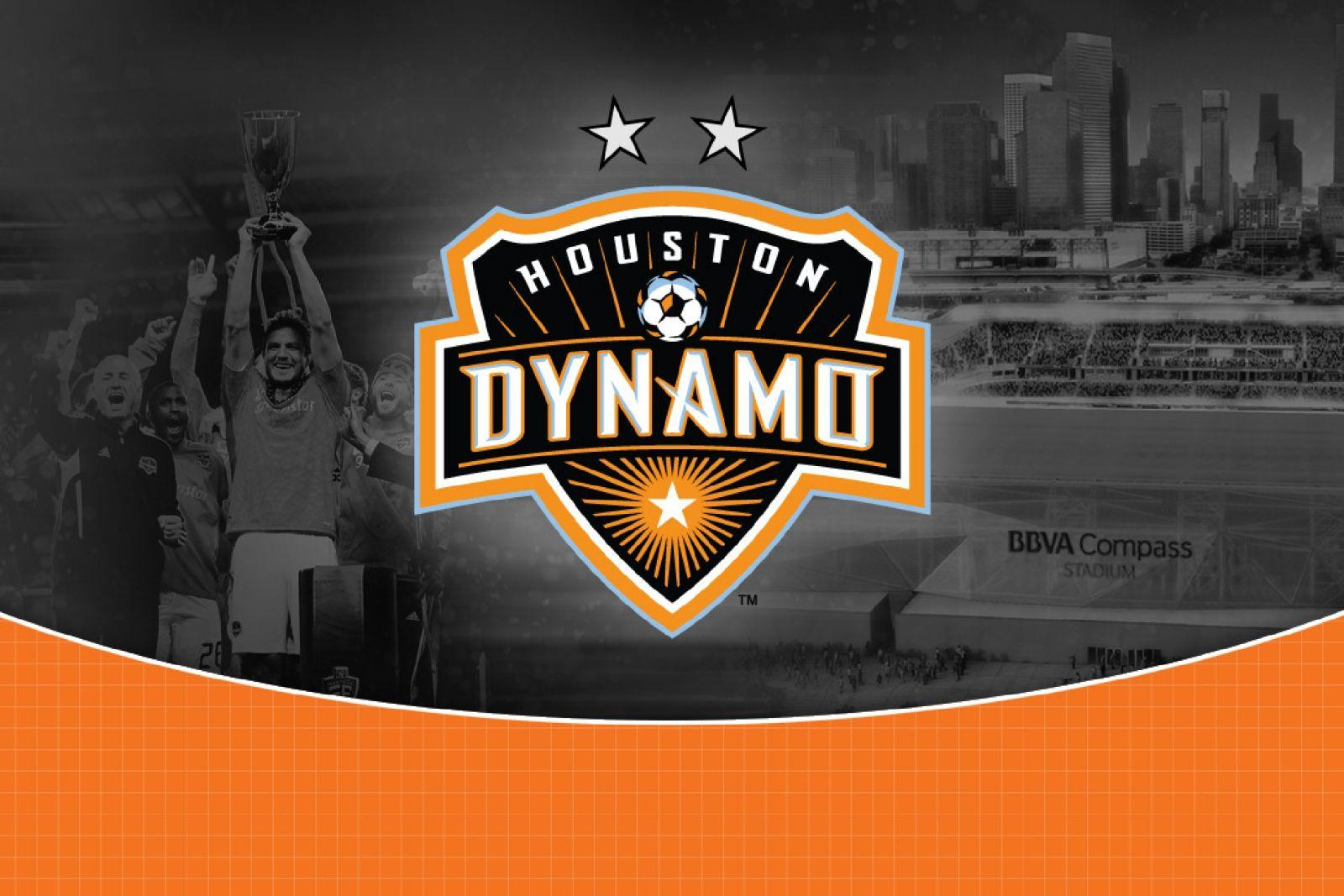 MLS Houston Dynamo Logo Team wallpapers 2018 in Soccer