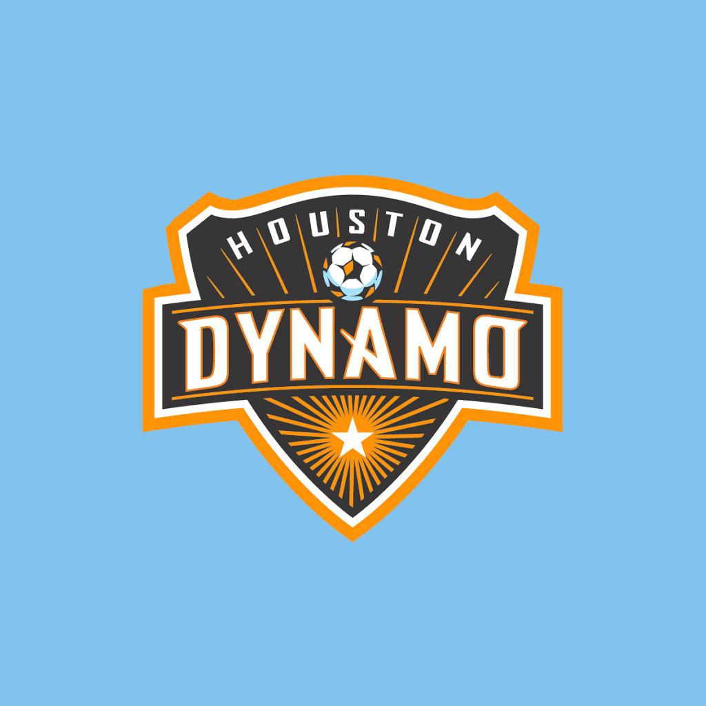 Houston Dynamo Space City Blue iPad wallpapers