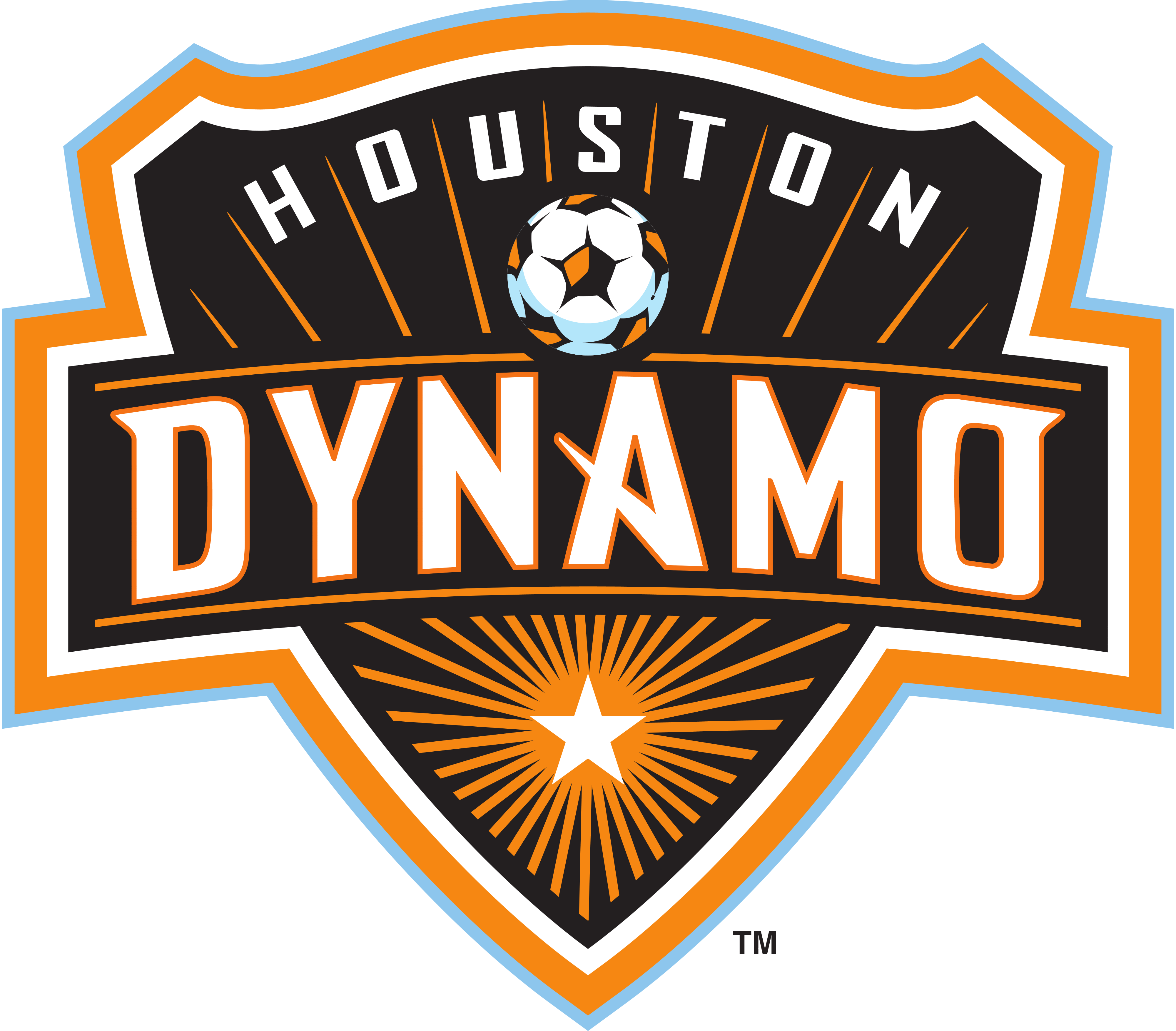 Houston Dynamo – Logos Download