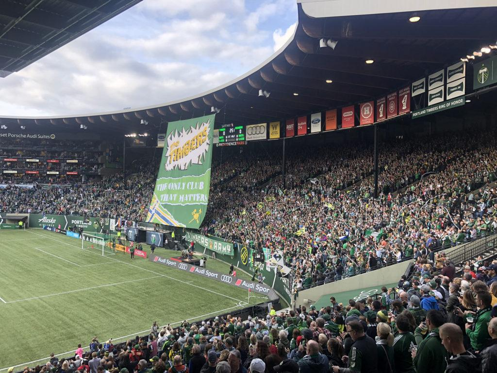 Portland Timbers Wallpapers 2019