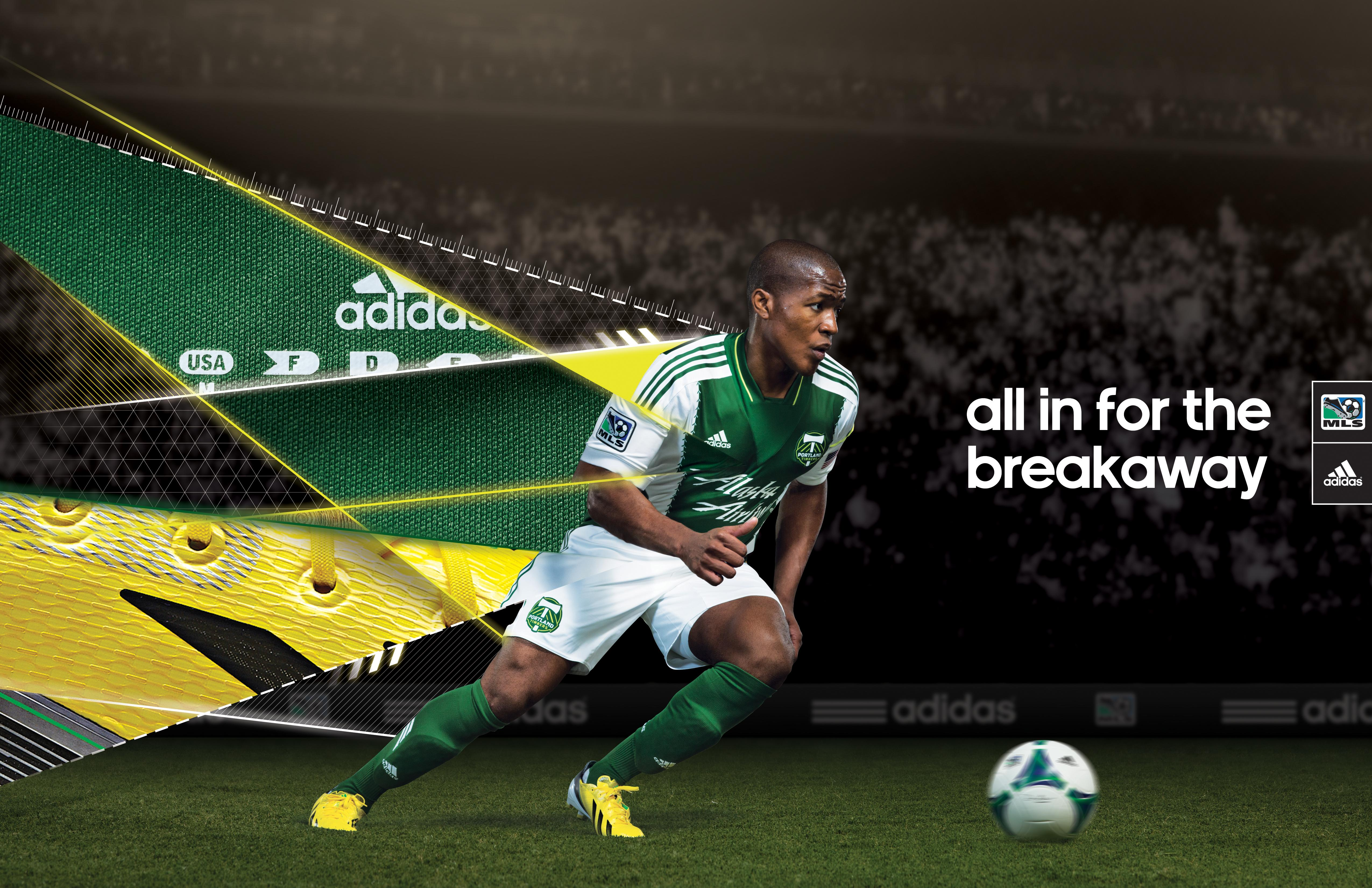 Portland Timbers MLS Adidas wallpapers 2018 in Soccer
