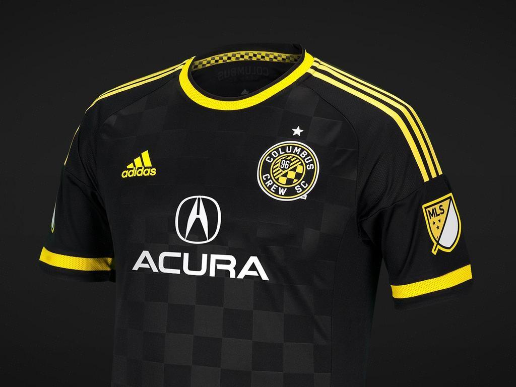 Columbus Crew SC signs Acura as uniform sponsor, replacing Barbasol