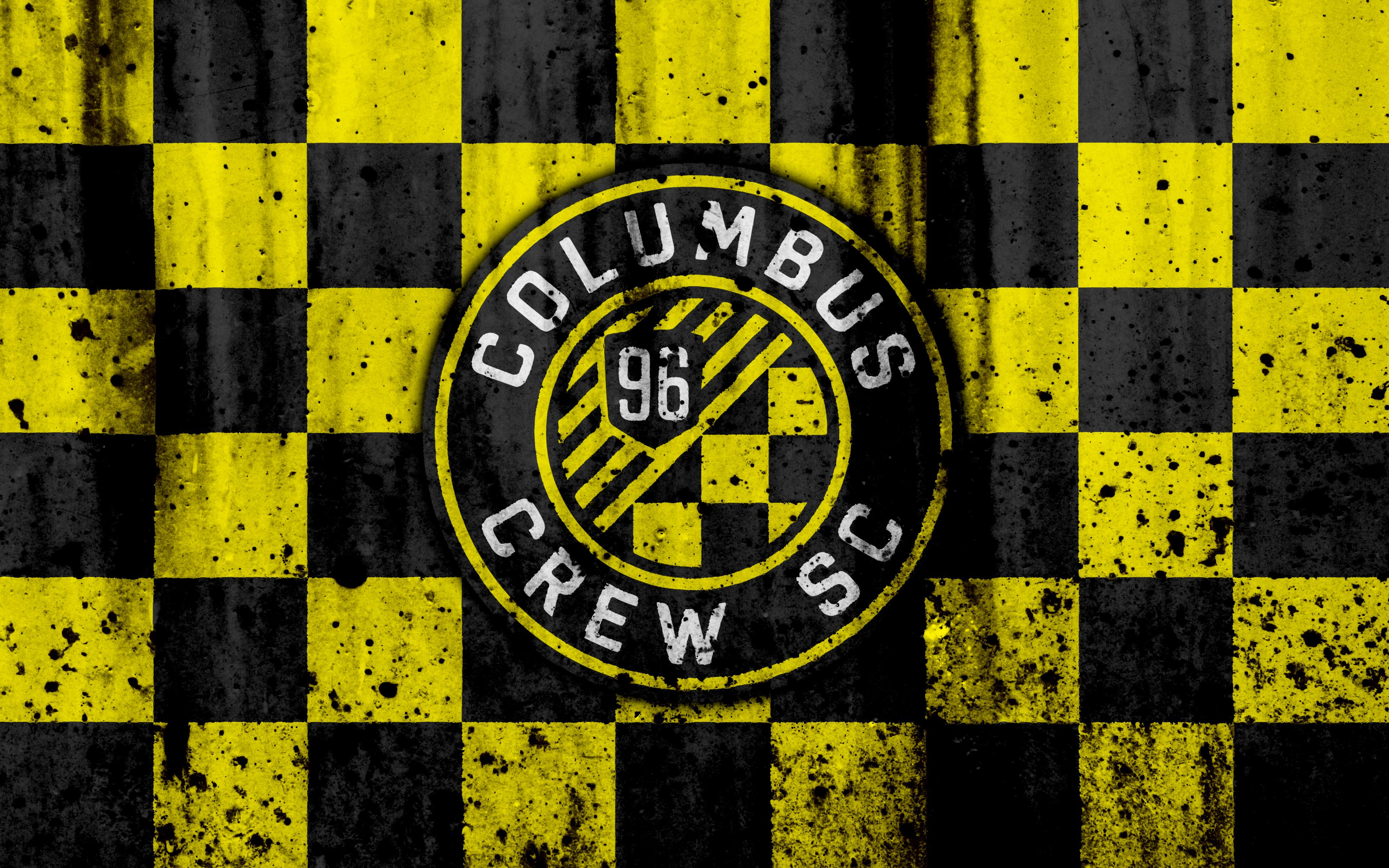 Emblem, Logo, MLS, Soccer, Columbus Crew SC wallpapers and backgrounds