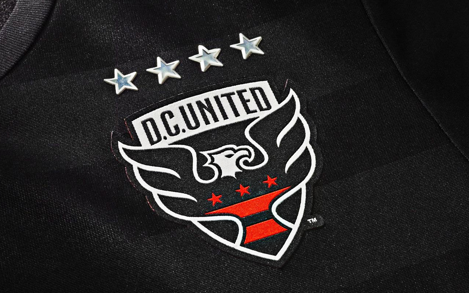 Download wallpapers DC United, American soccer club, Washington, USA