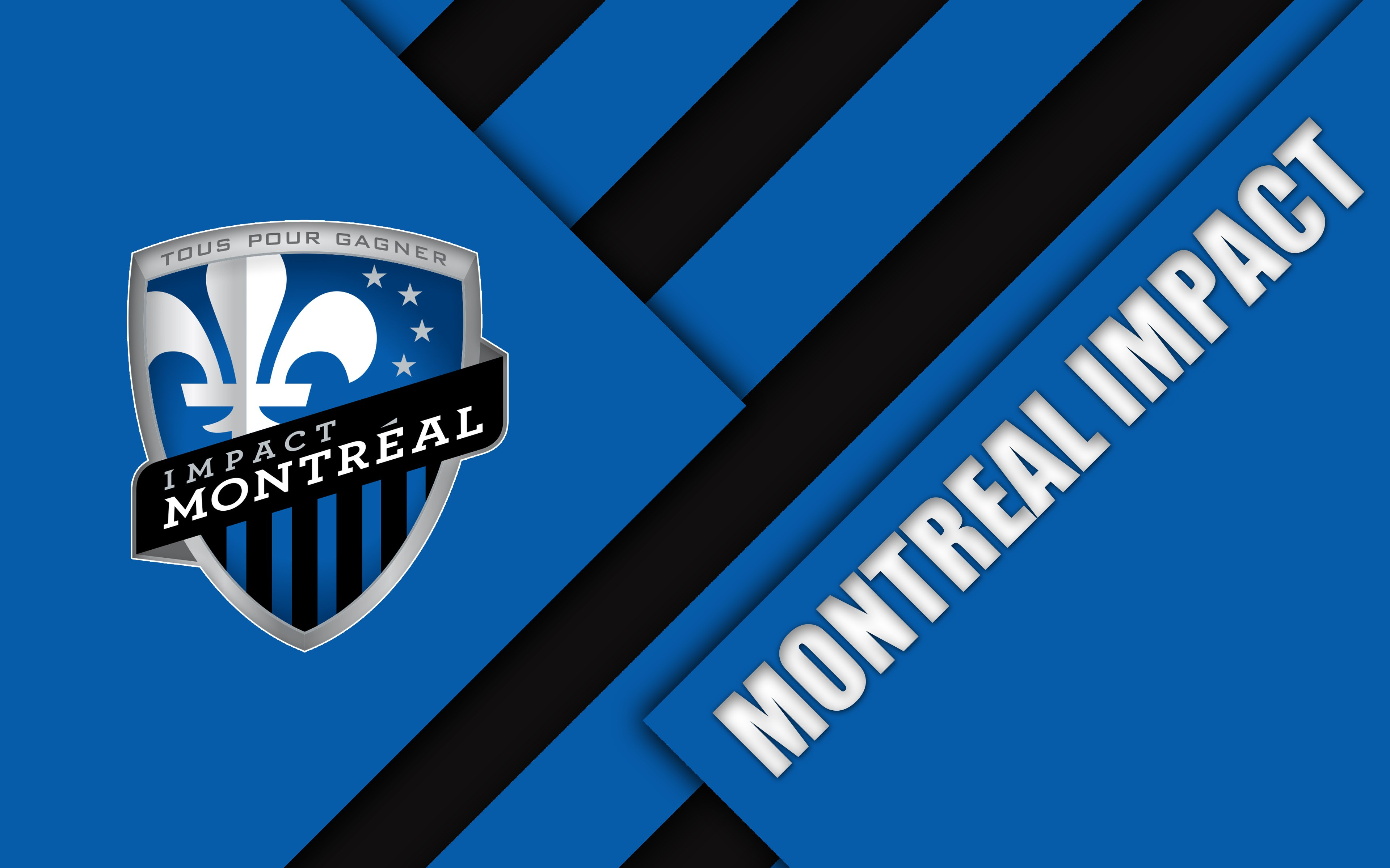 Montreal Impact 4k Ultra HD Wallpapers