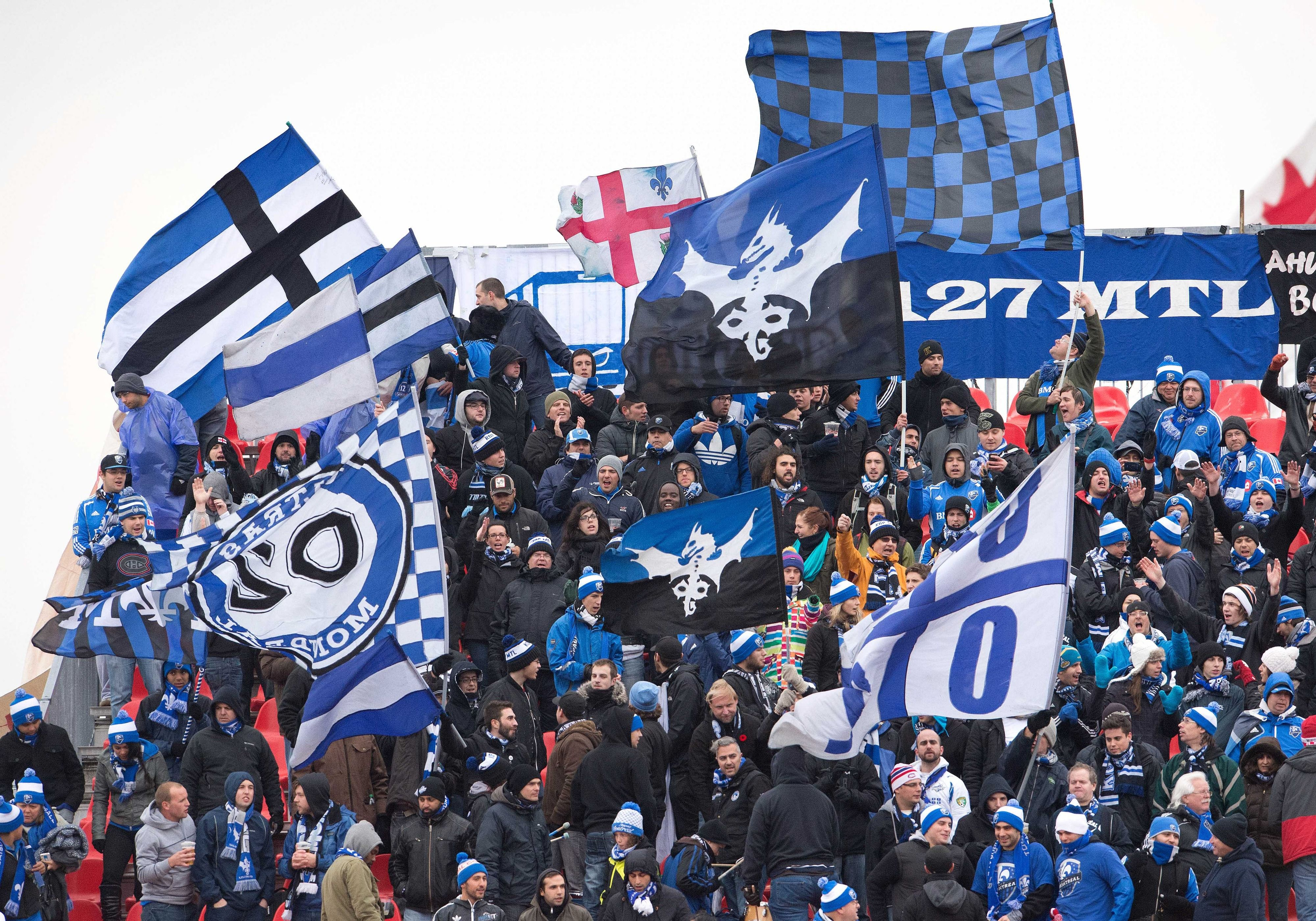 Montreal Impact looking to crash Toronto FC's party