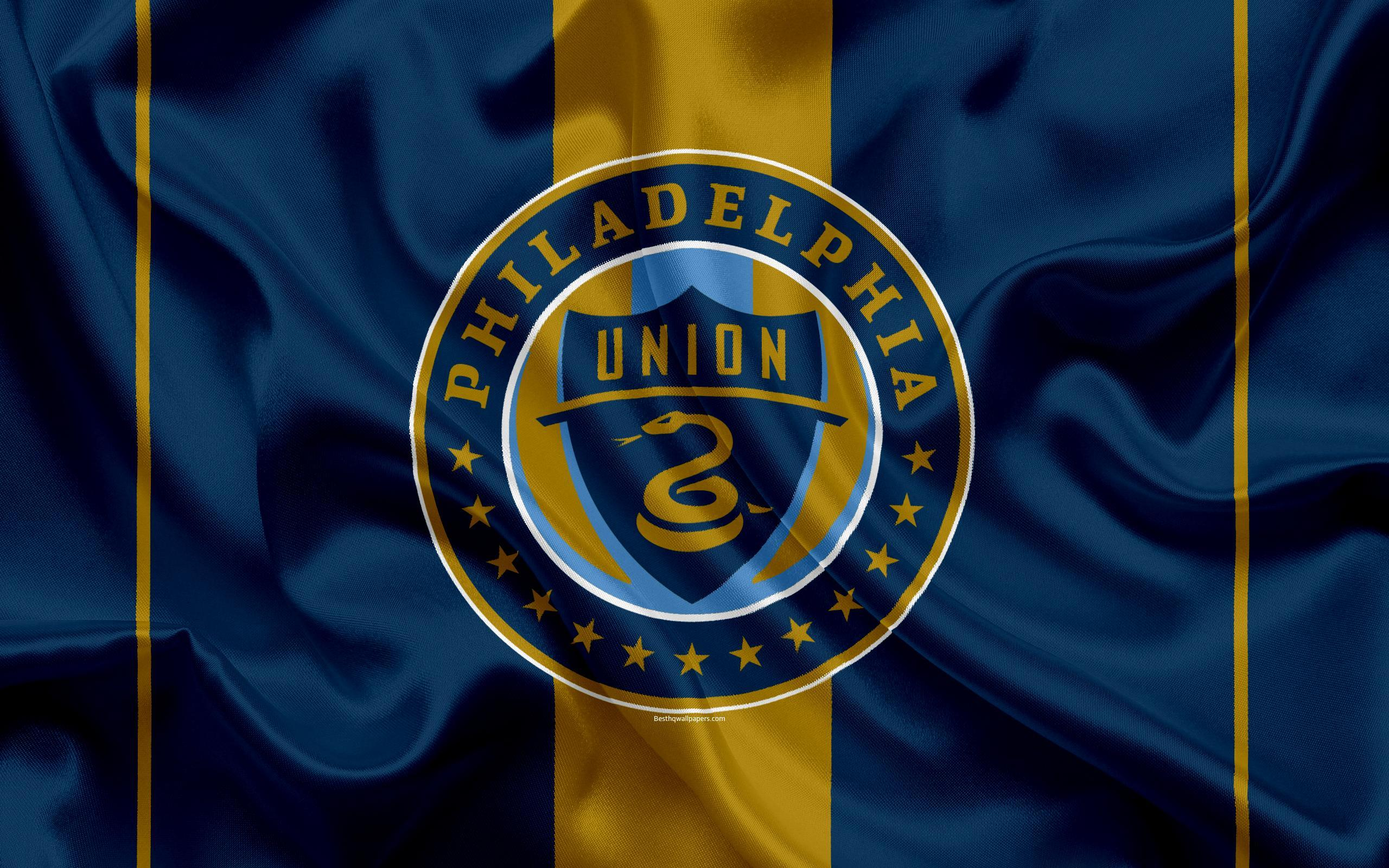 MLS, Emblem, Philadelphia Union, Soccer, Logo wallpapers and backgrounds