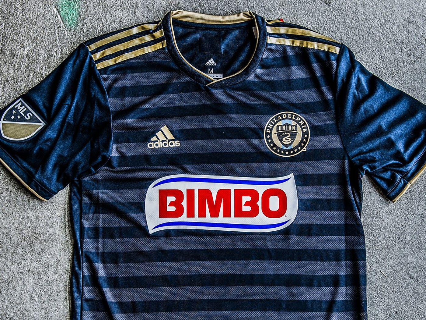 New Philadelphia Union home jersey officially unveiled - Brotherly Game