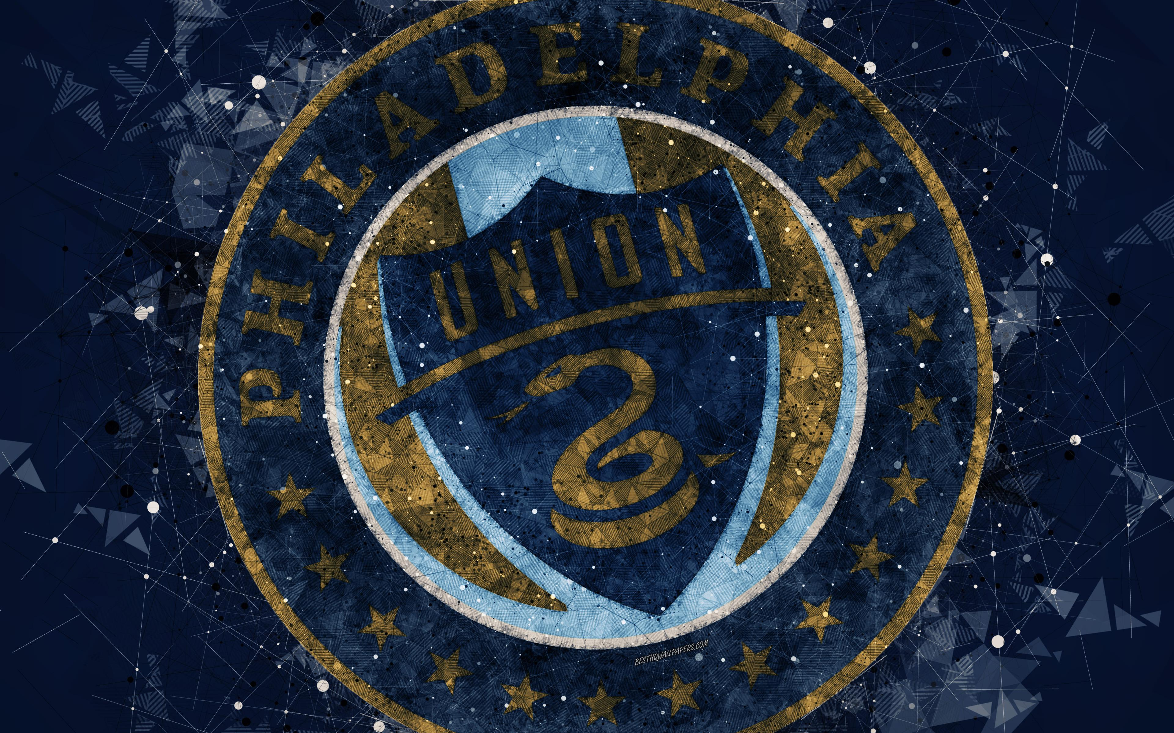 Download wallpapers Philadelphia Union, 4k, American soccer club ...