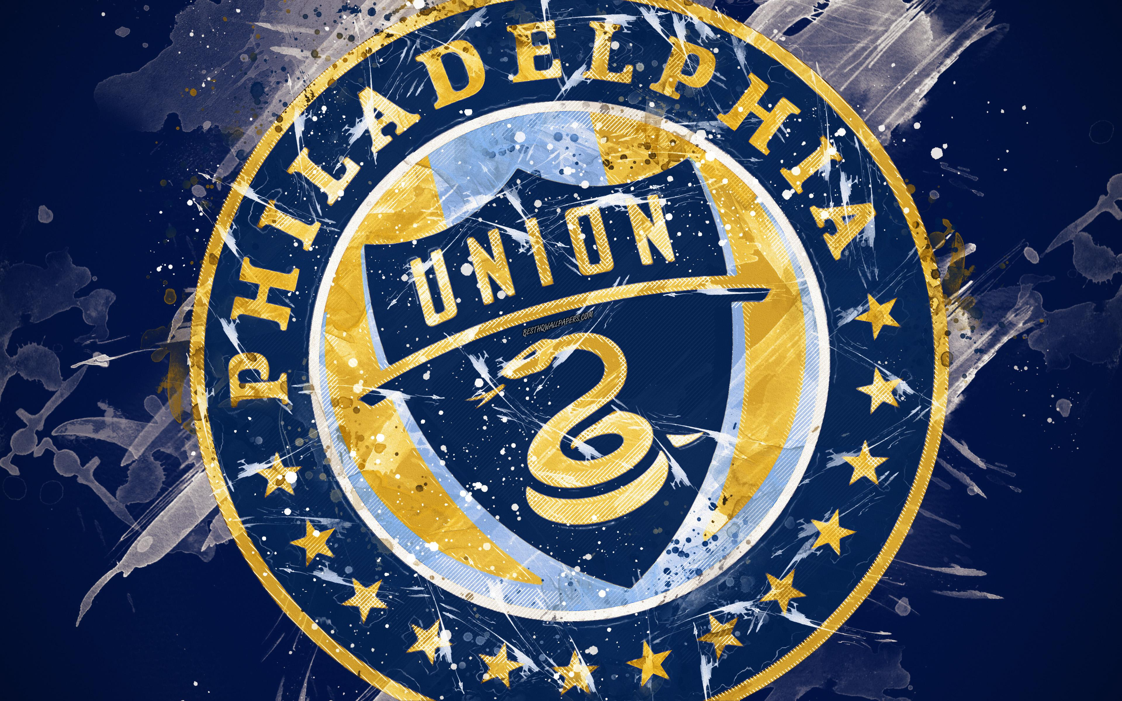 Emblem, Soccer, Logo, MLS, Philadelphia Union wallpapers and backgrounds