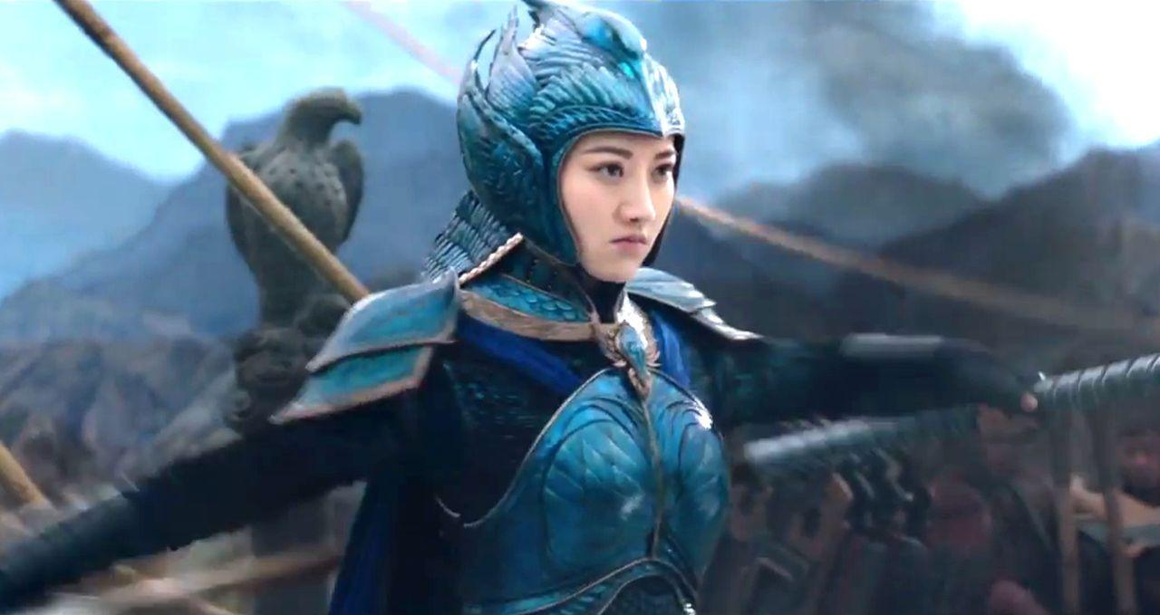 The Great Wall Commander Lin Mae Wallpapers Wallpaper Cave