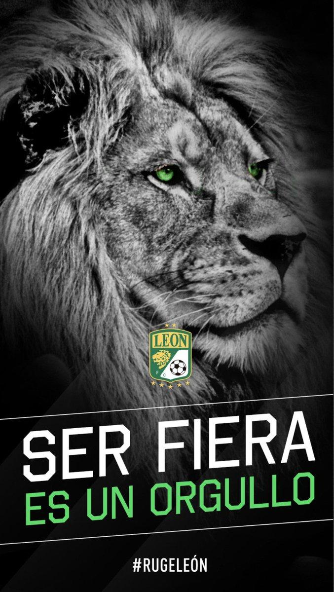 Club León on Twitter: ¡Wallpaper de celular para ustedes, afición ...