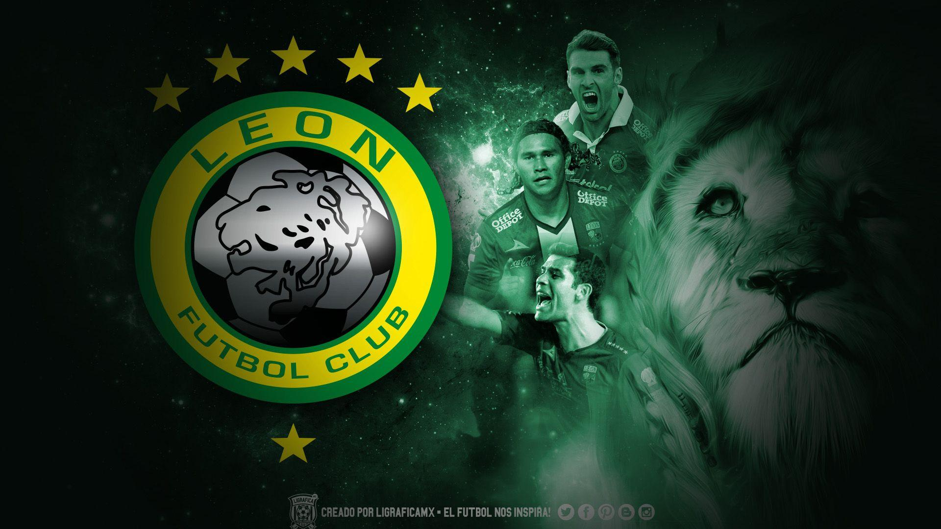 Pin on Club Leon .... pasion esmeralda