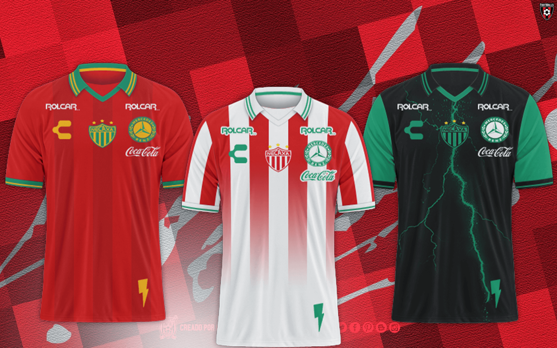 Club Necaxa/ Charly Kits