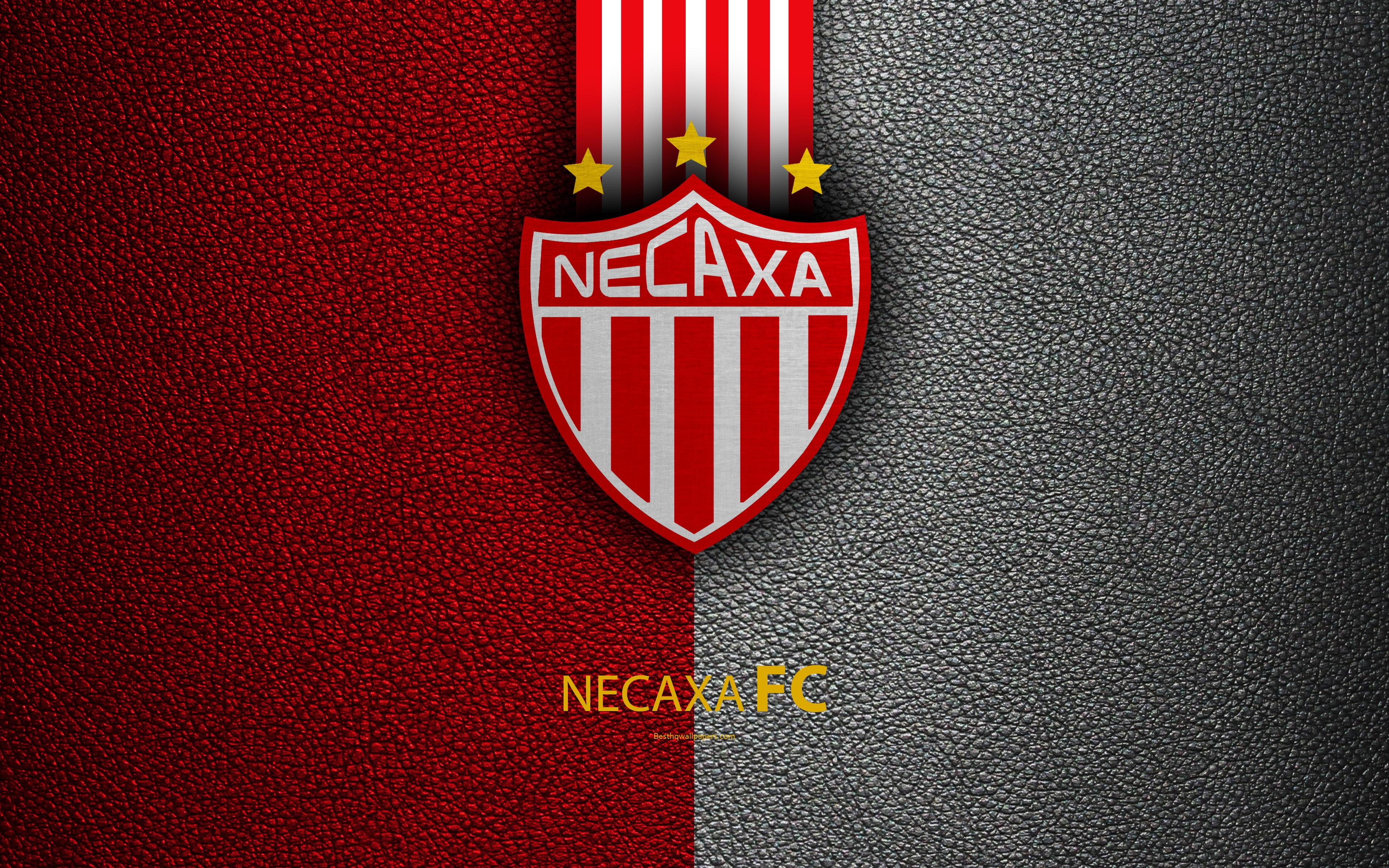 Download wallpapers Club Necaxa, Impulsora del Deportivo Necaxa, 4k