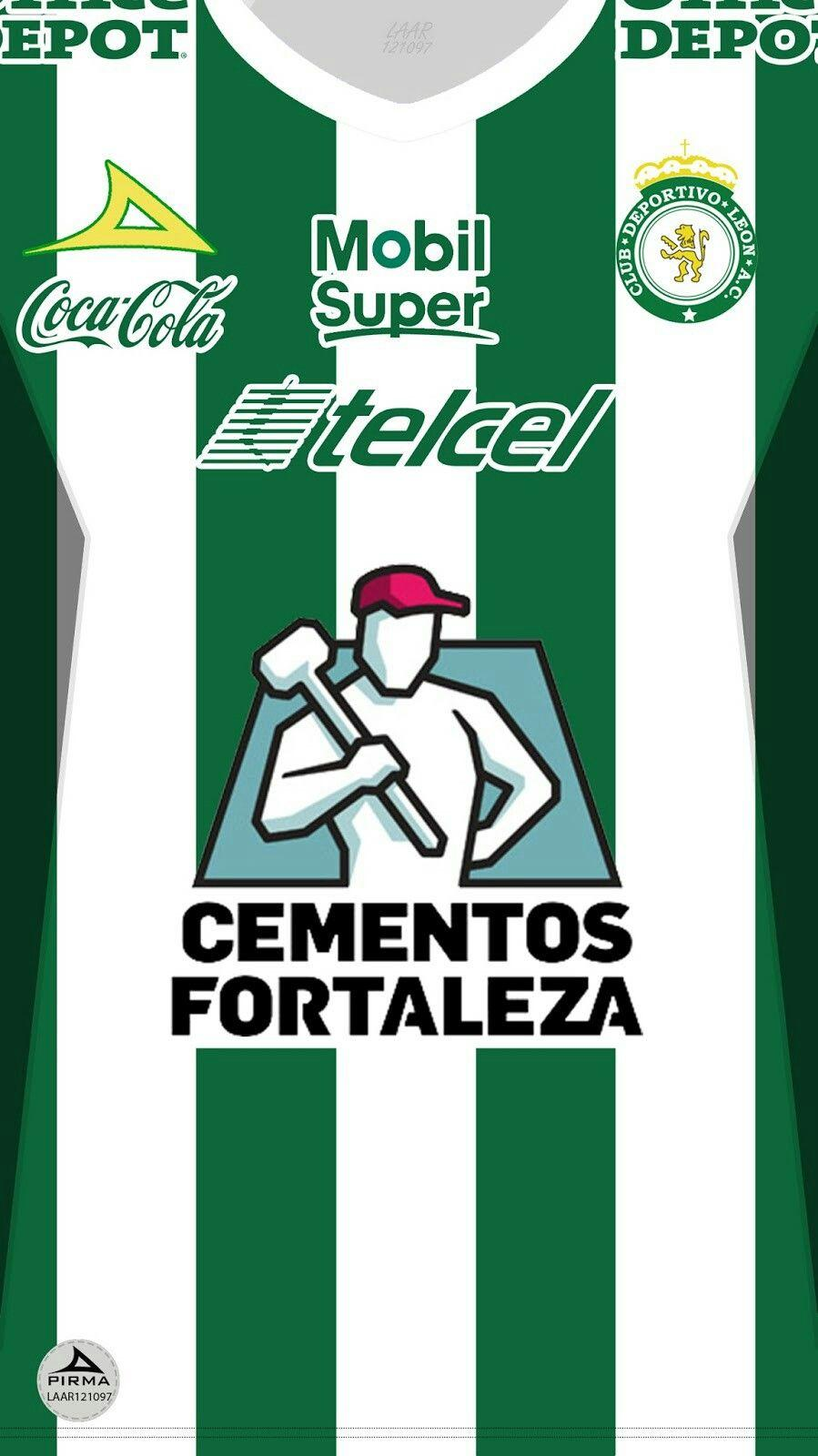 Club Leon 17-18 kit alternative | Soccer Kits | Football kits ...