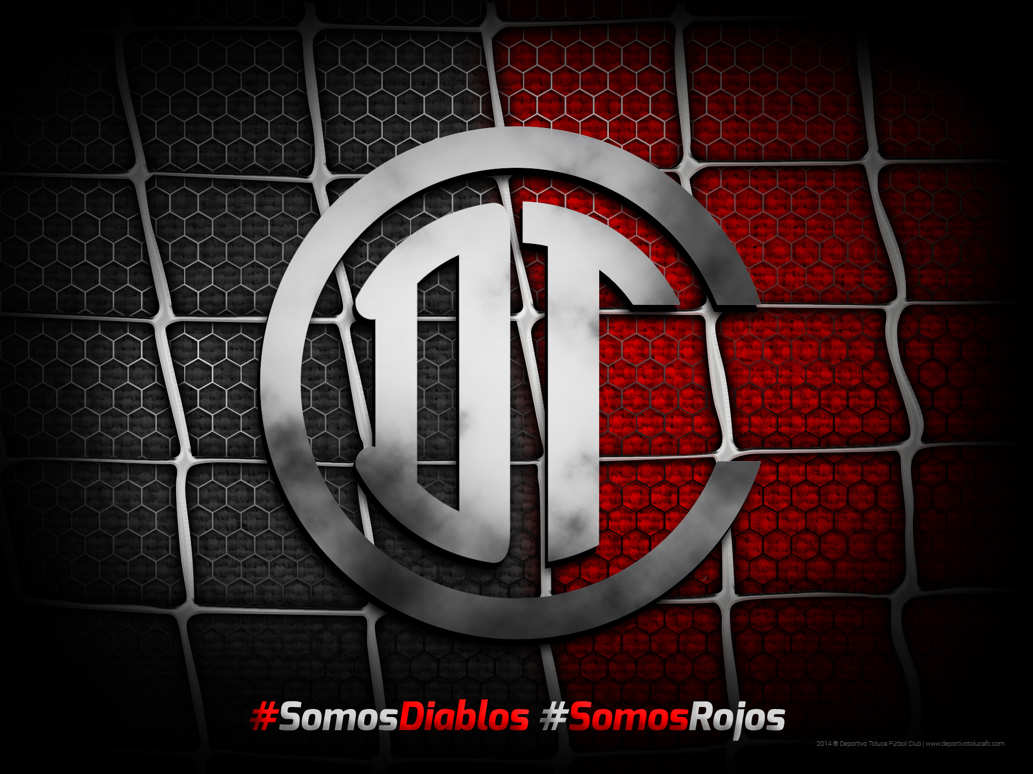 Toluca Fc : Deportivo Toluca Fc Pattern Crew - Sitio web oficial del ...