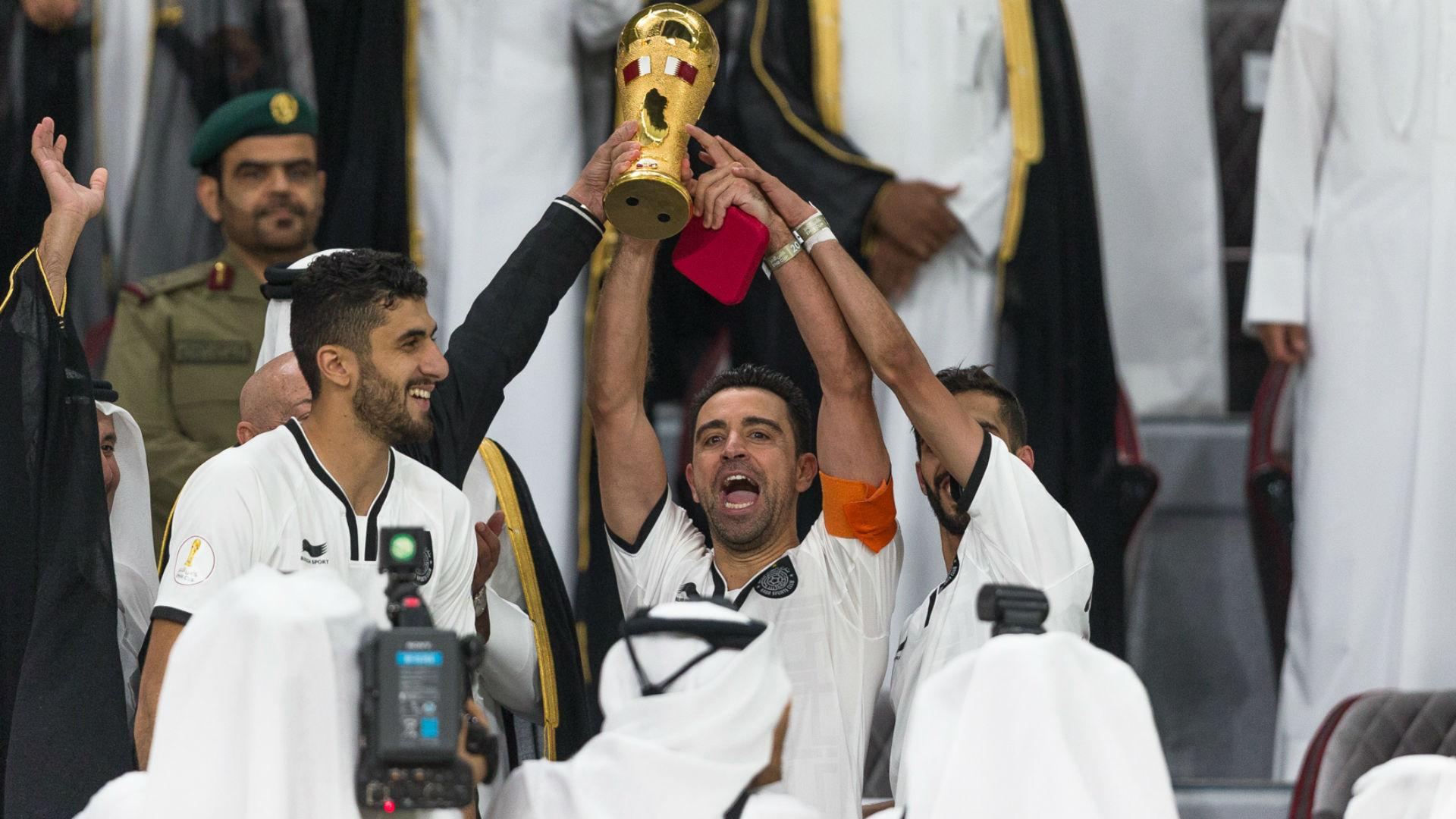 Xavi 'thrilled' to sign two-year Al Sadd extension | Soccer ...