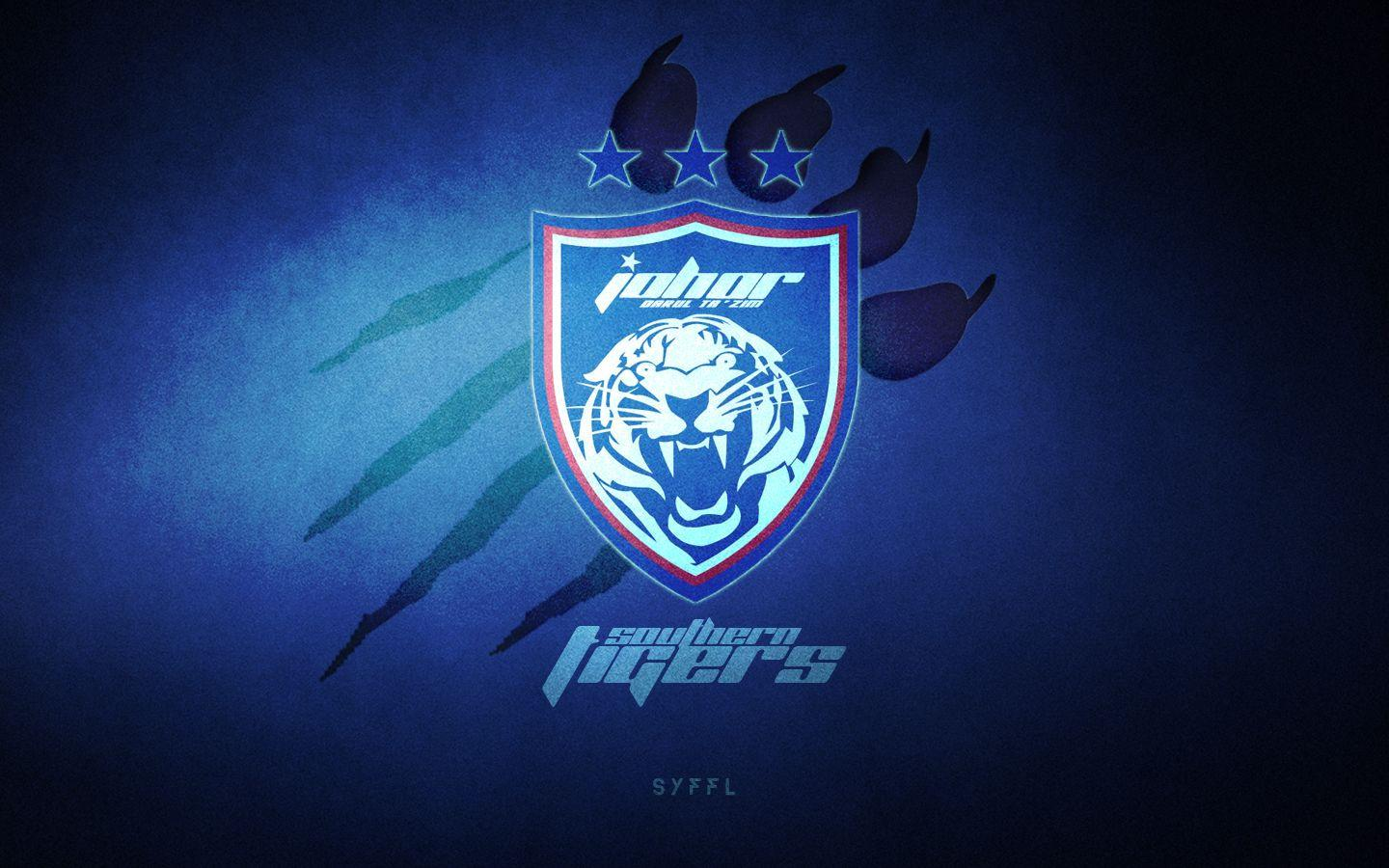Johor Darul Tazim JDT logo wallpapers by TheSYFFL