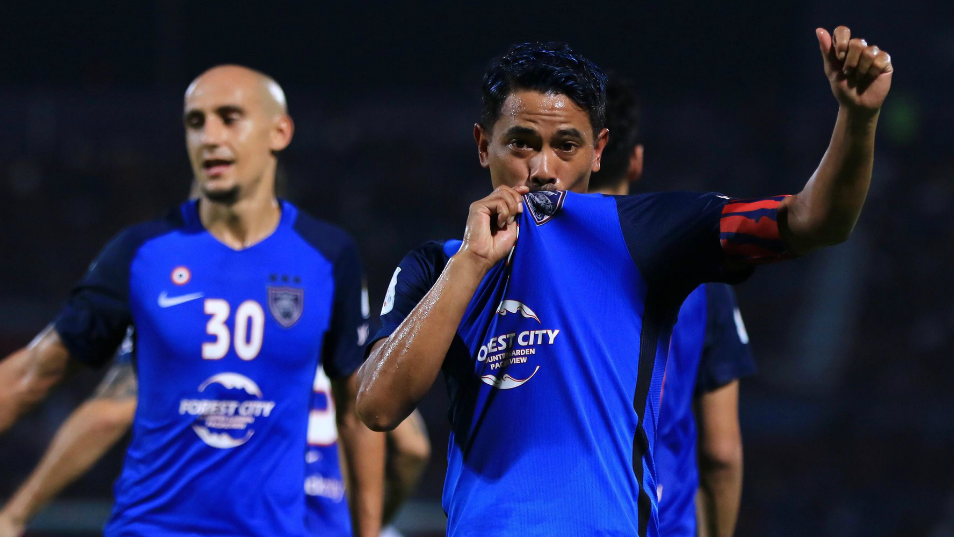 Safiq still has a place at champions JDT