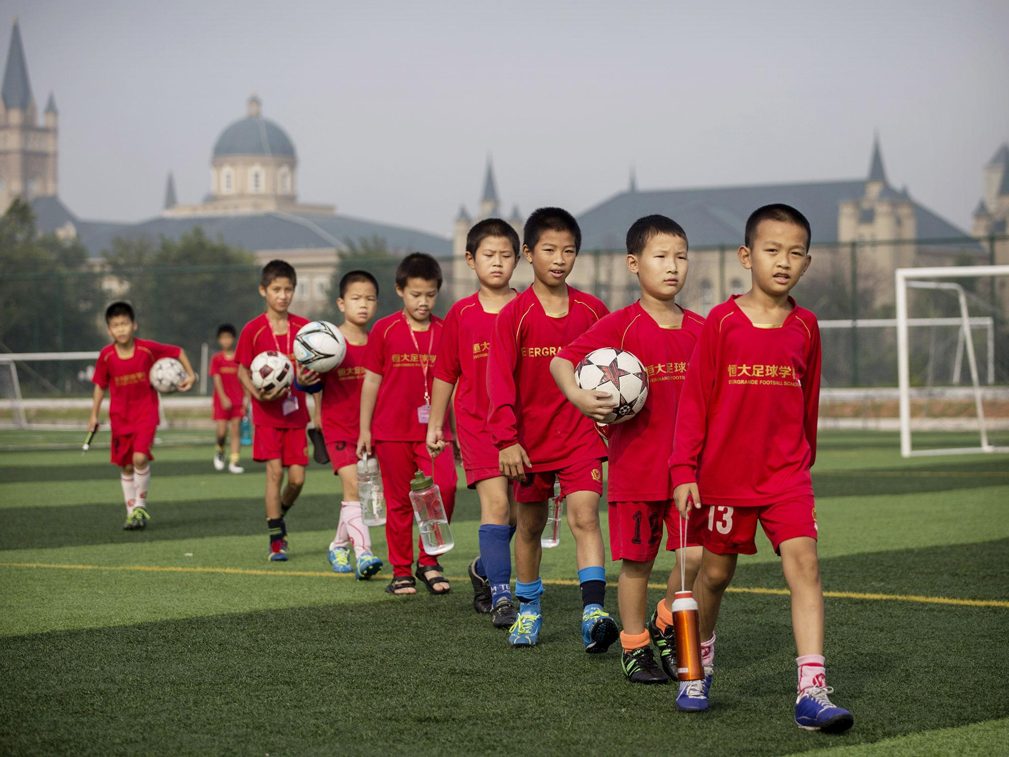 Guangzhou, the City of Football in China - DSport